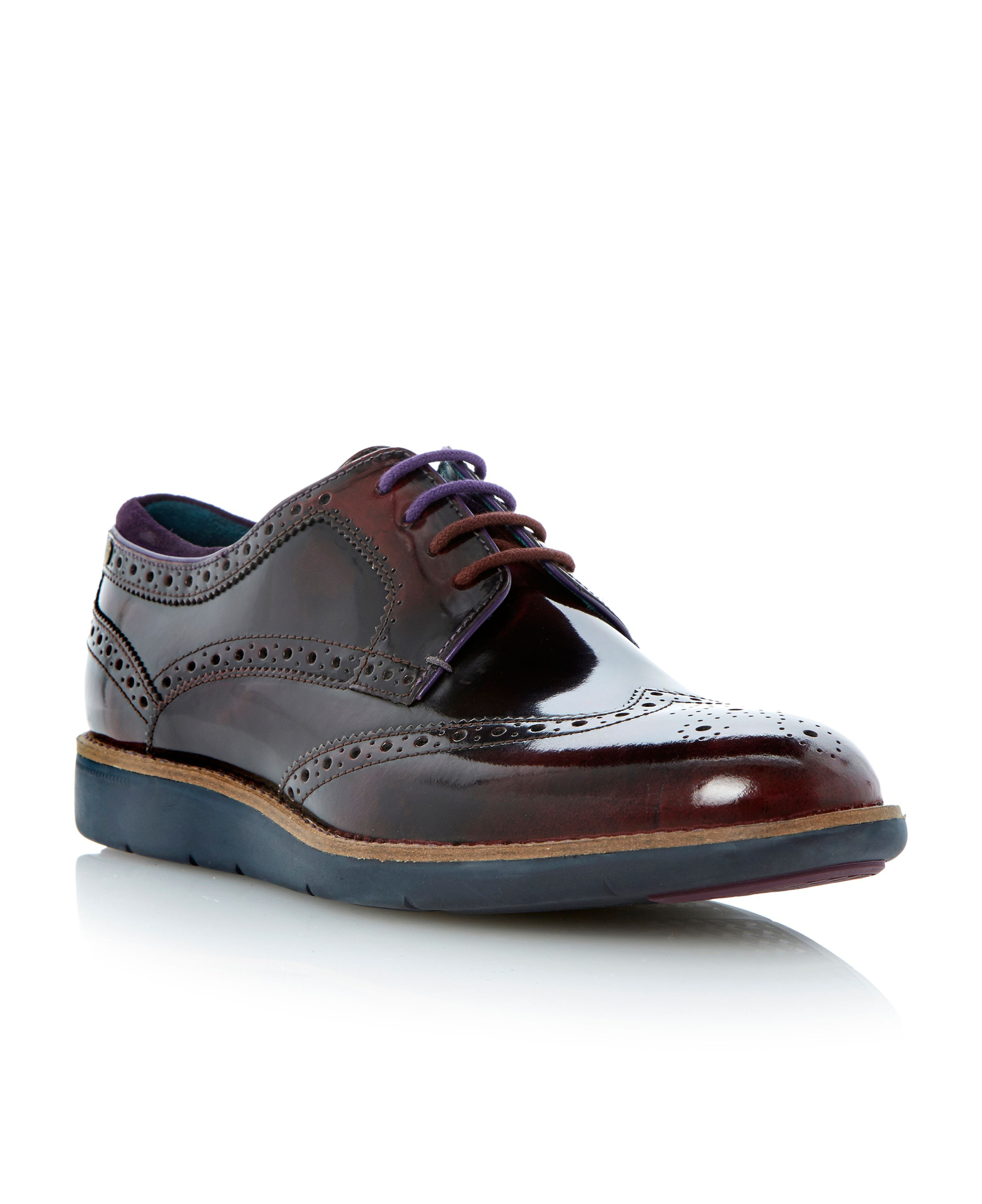 Ritivio extralight sole brogues