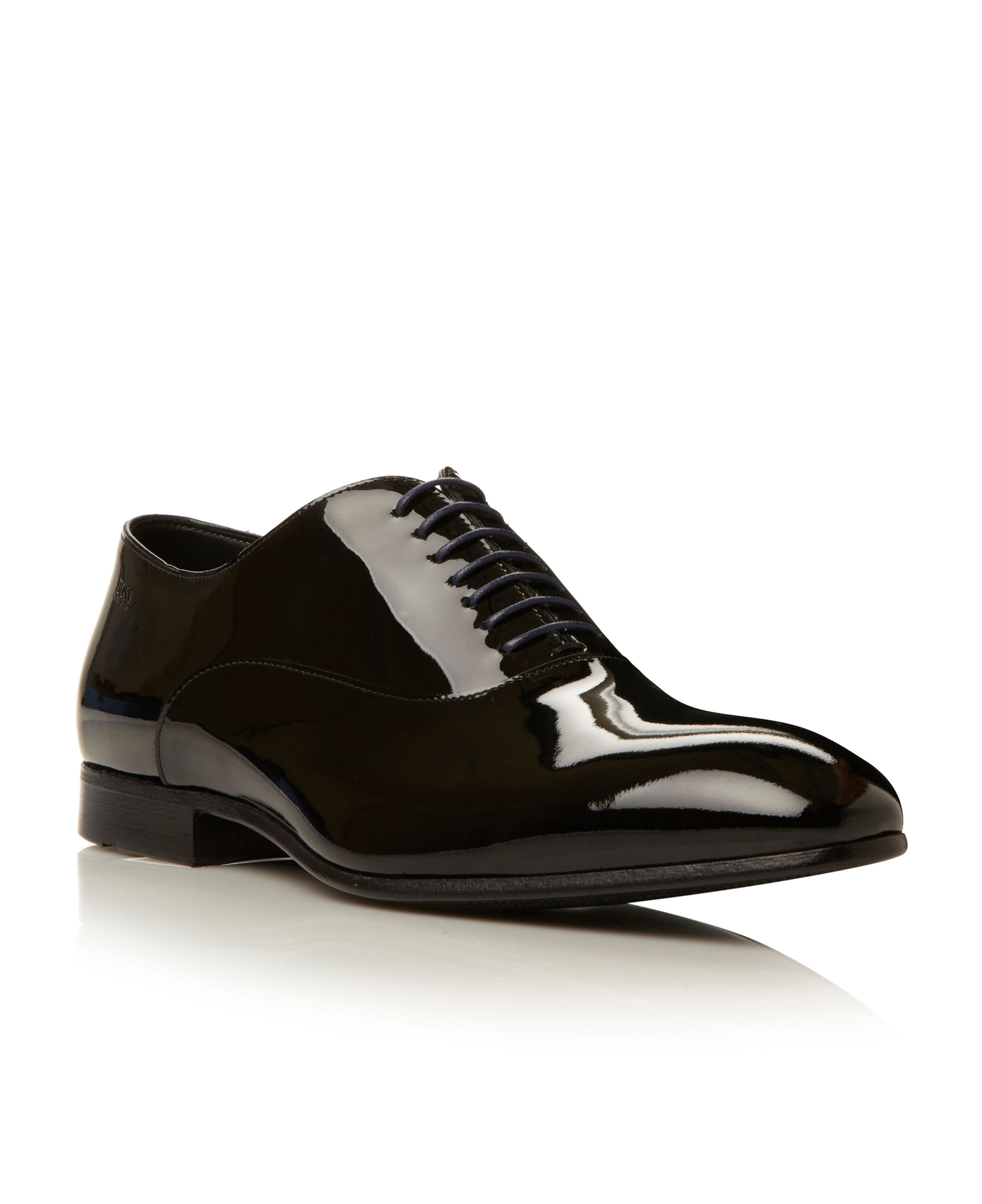Tusset lace up formal shoes