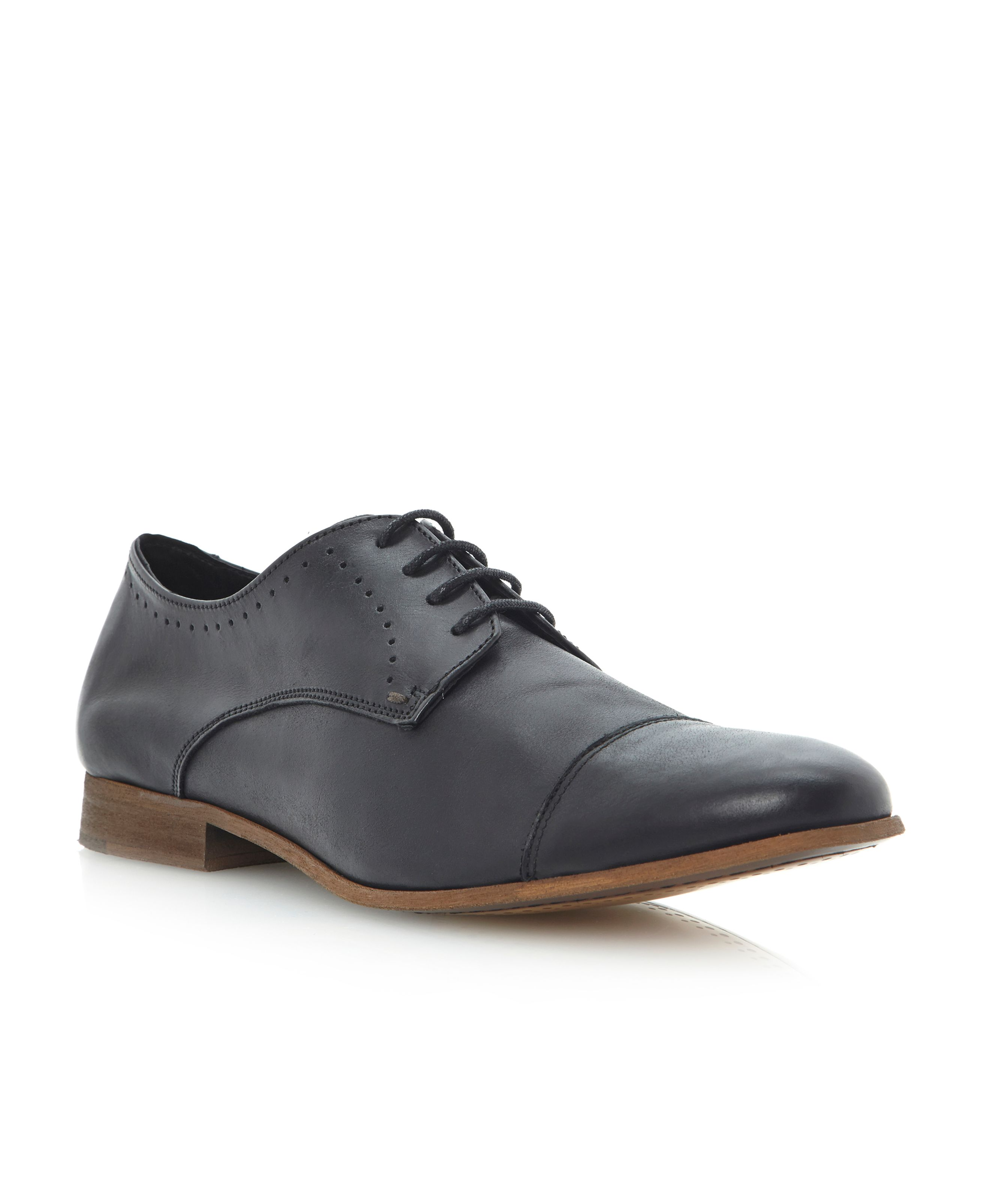 Avalanche toecap gibson lace shoes