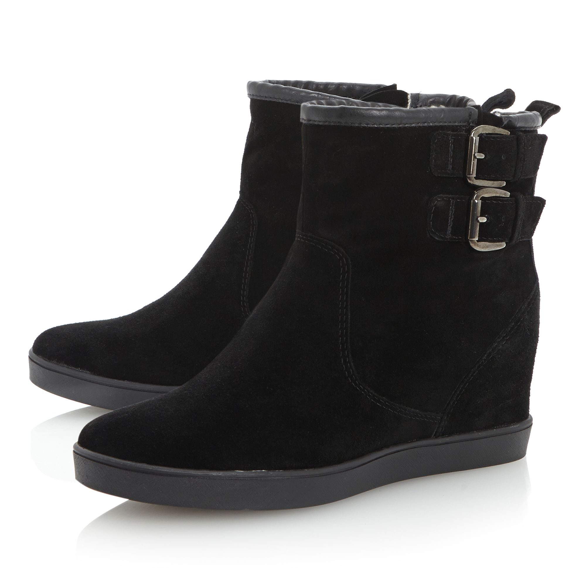 Prowl concealed wedge boots