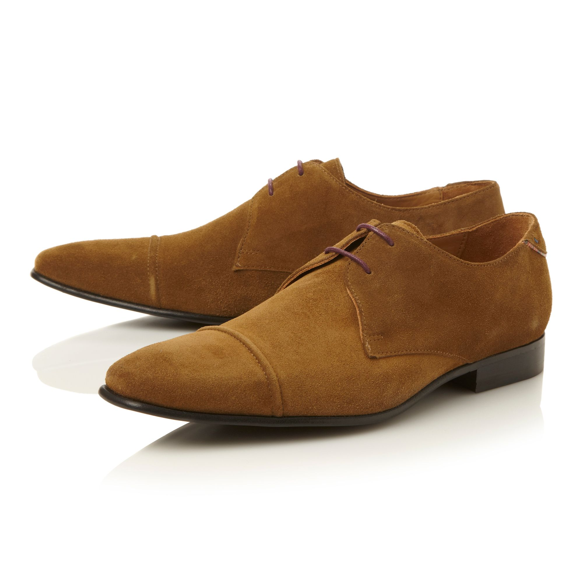 Robin top cap formal shoe