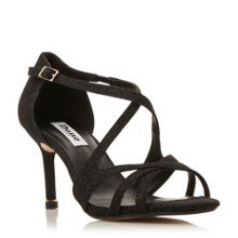 Marilyn strappy mid heel sandals