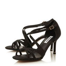 Dune Marilyn strappy mid heel sandals