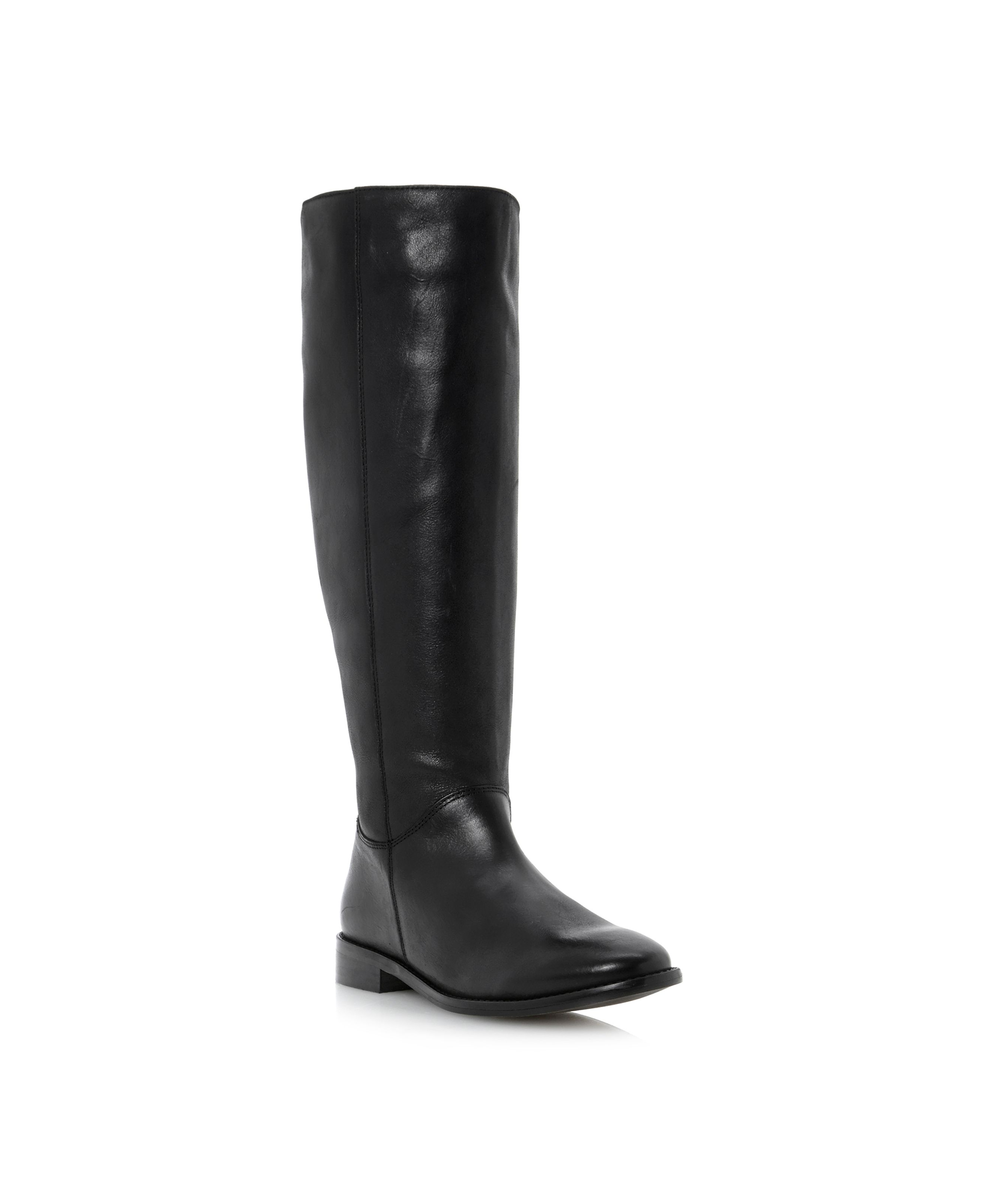 Tatler-clean riding boots