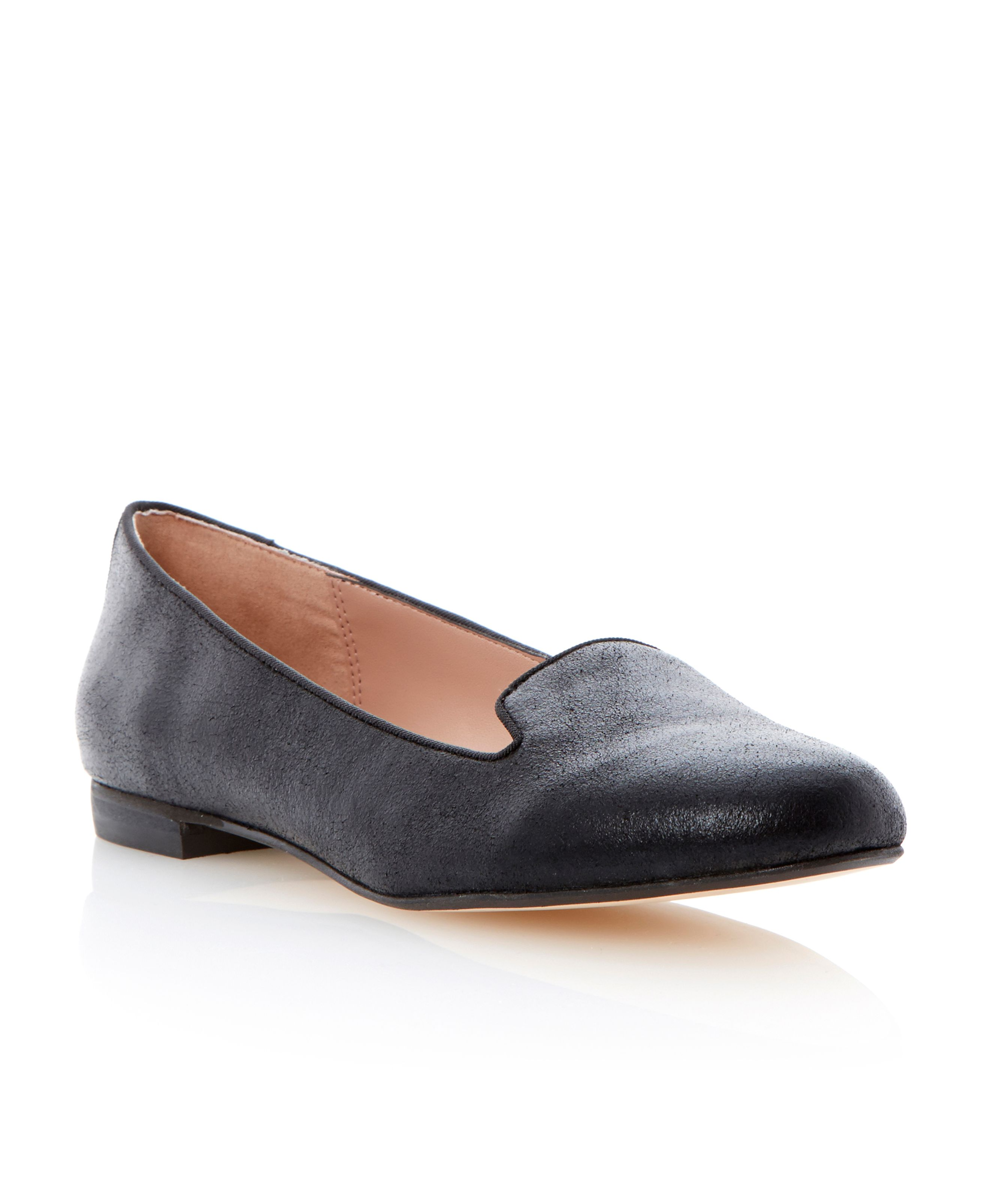 Limbo kid suede loafer shoes
