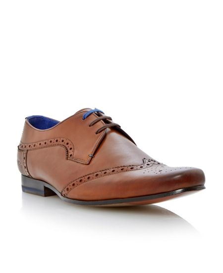 Ted Baker Hann lace up wingtip brogues