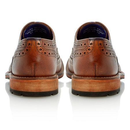 Ted Baker Guri 7 lace up heavy brogues