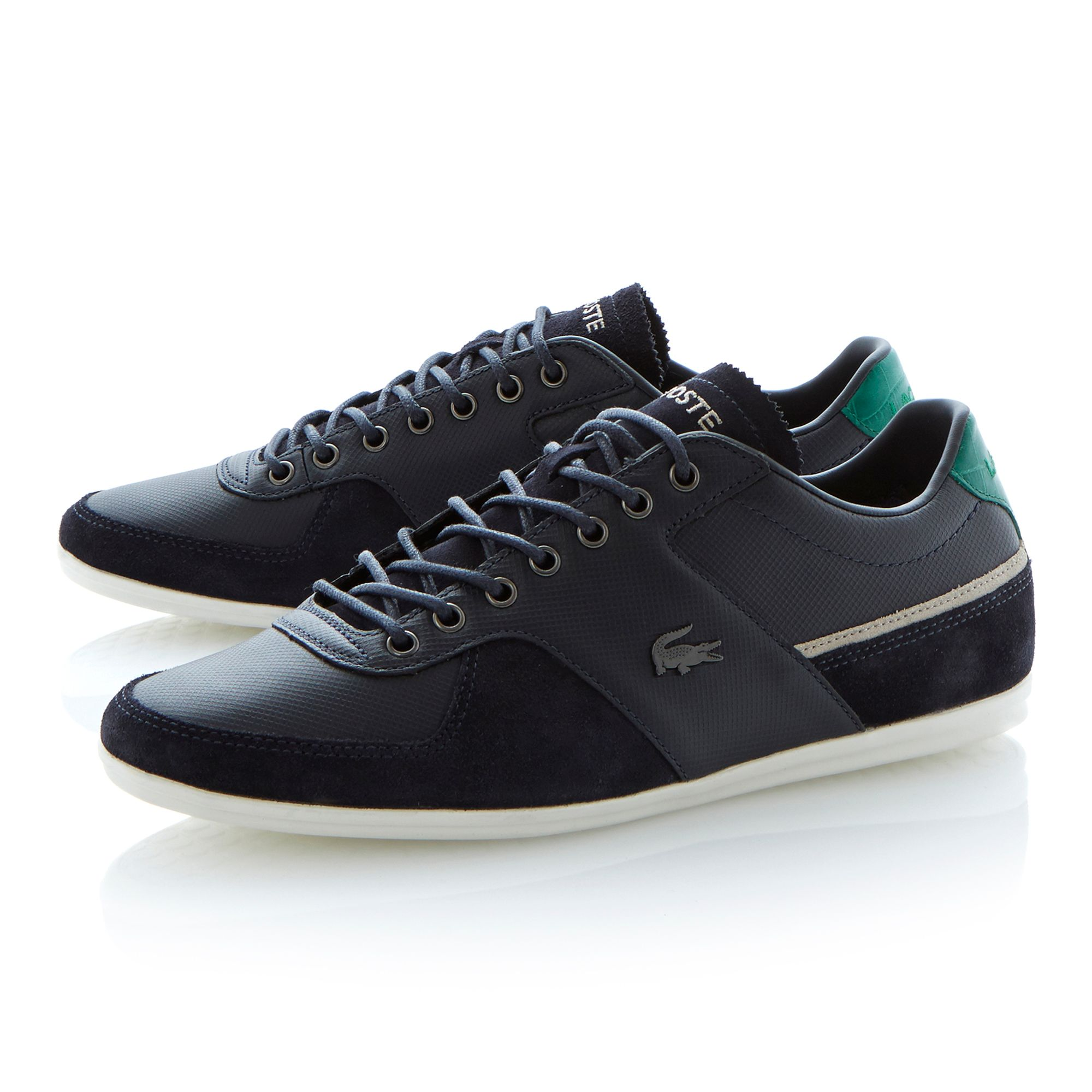 Tailore 15 premium lace up trainer