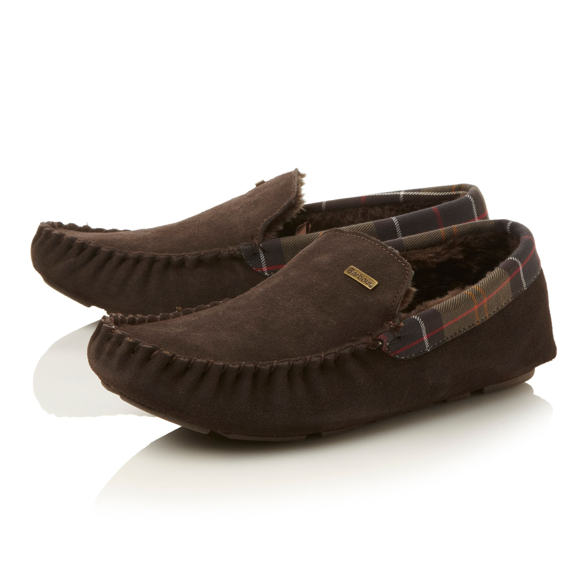 Monty moccasin slippers