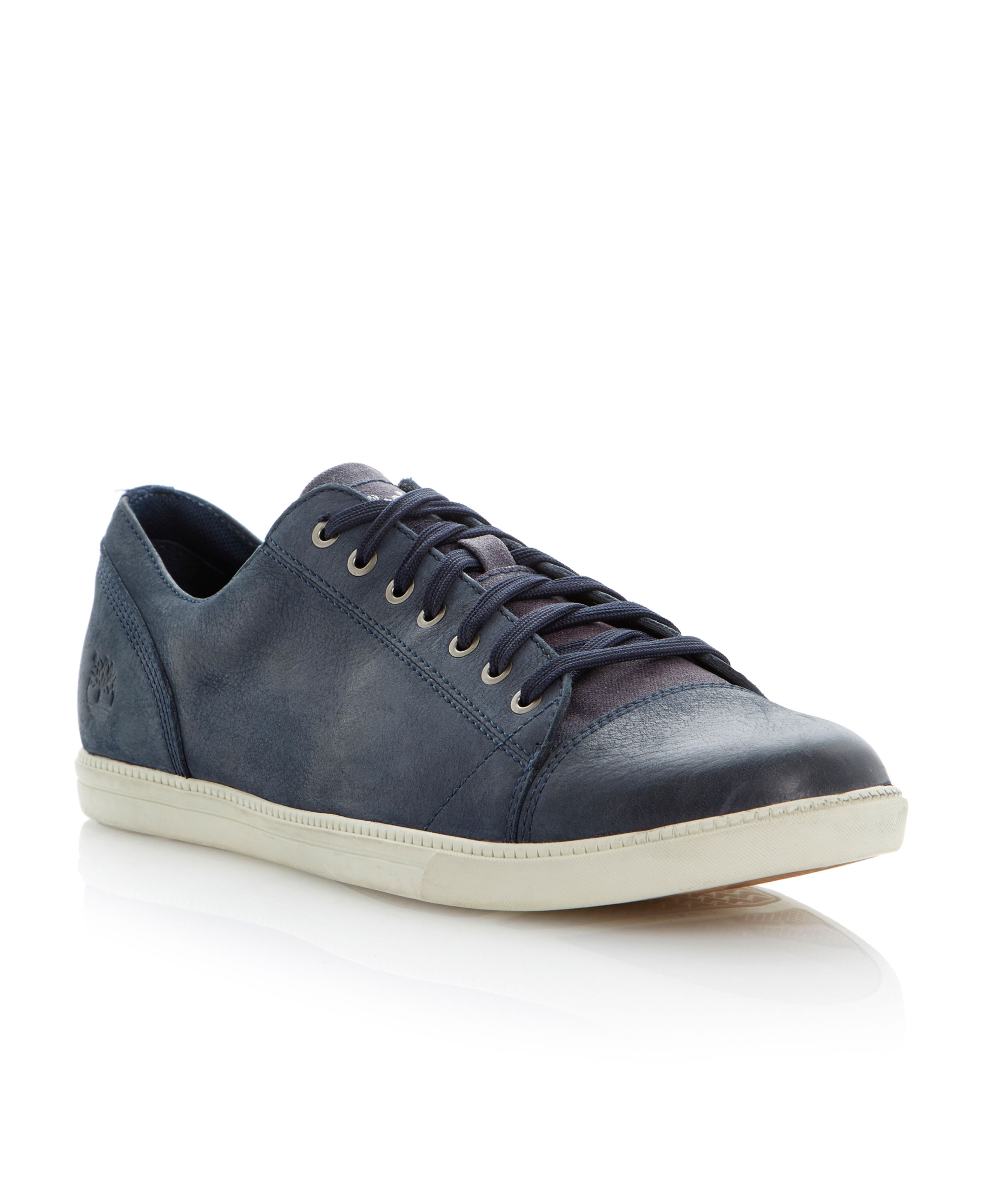 6448a lace up toecap sneakers