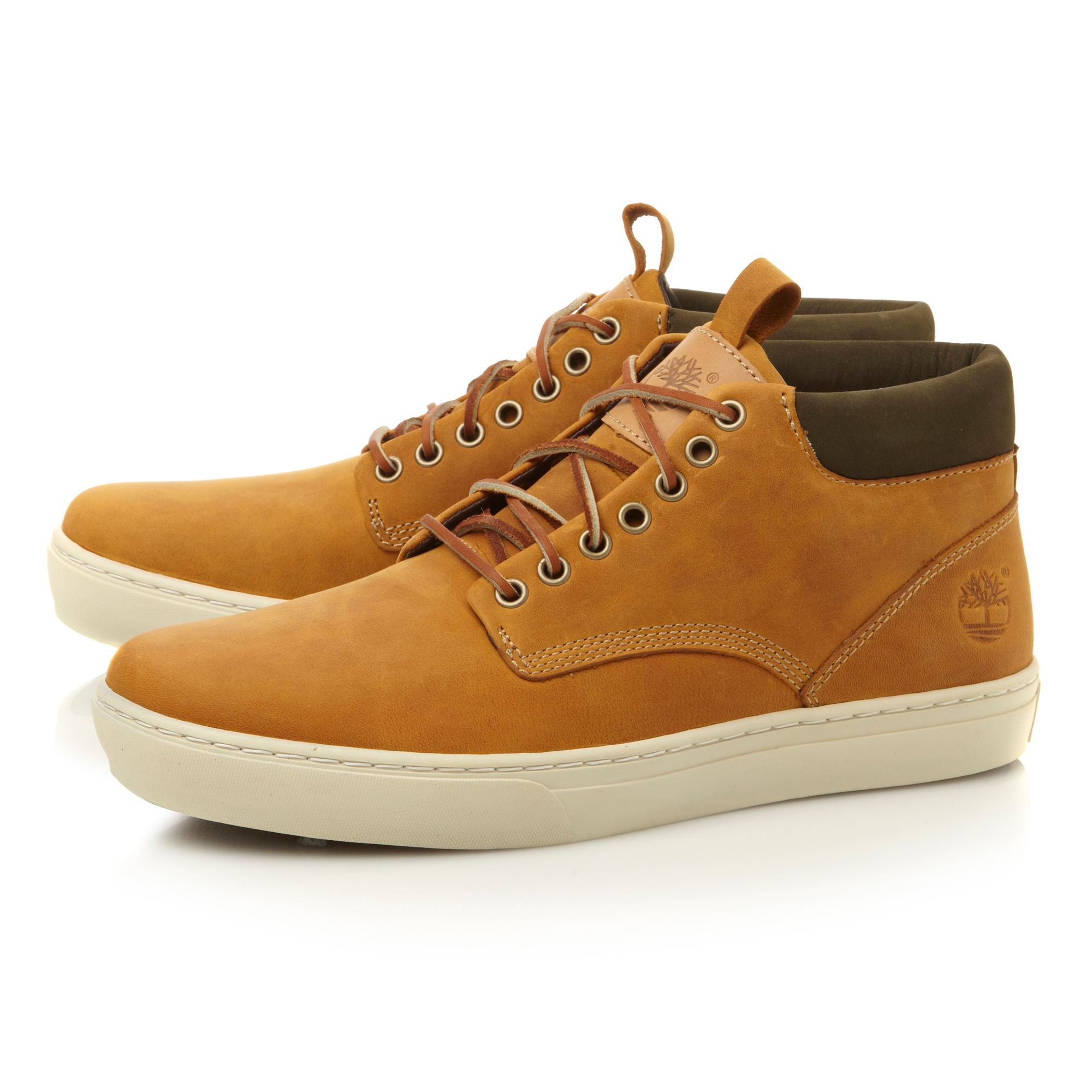 5344r lace up cupsole chukka booty hi tops