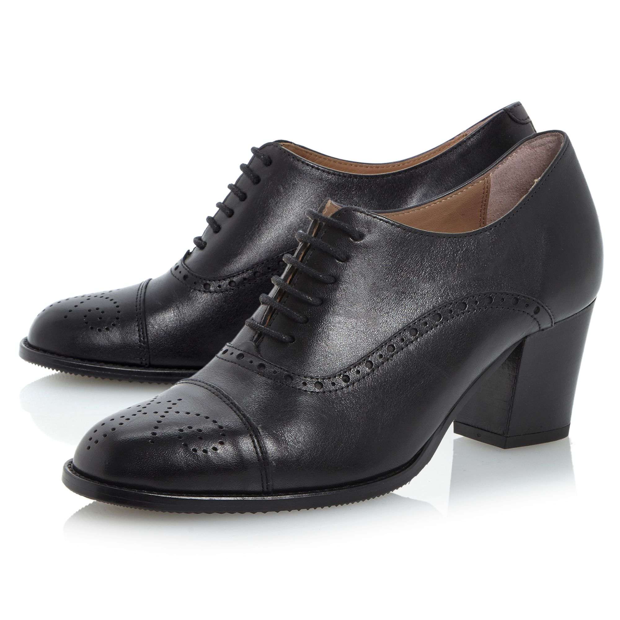 Agarp lace up brogue shoes