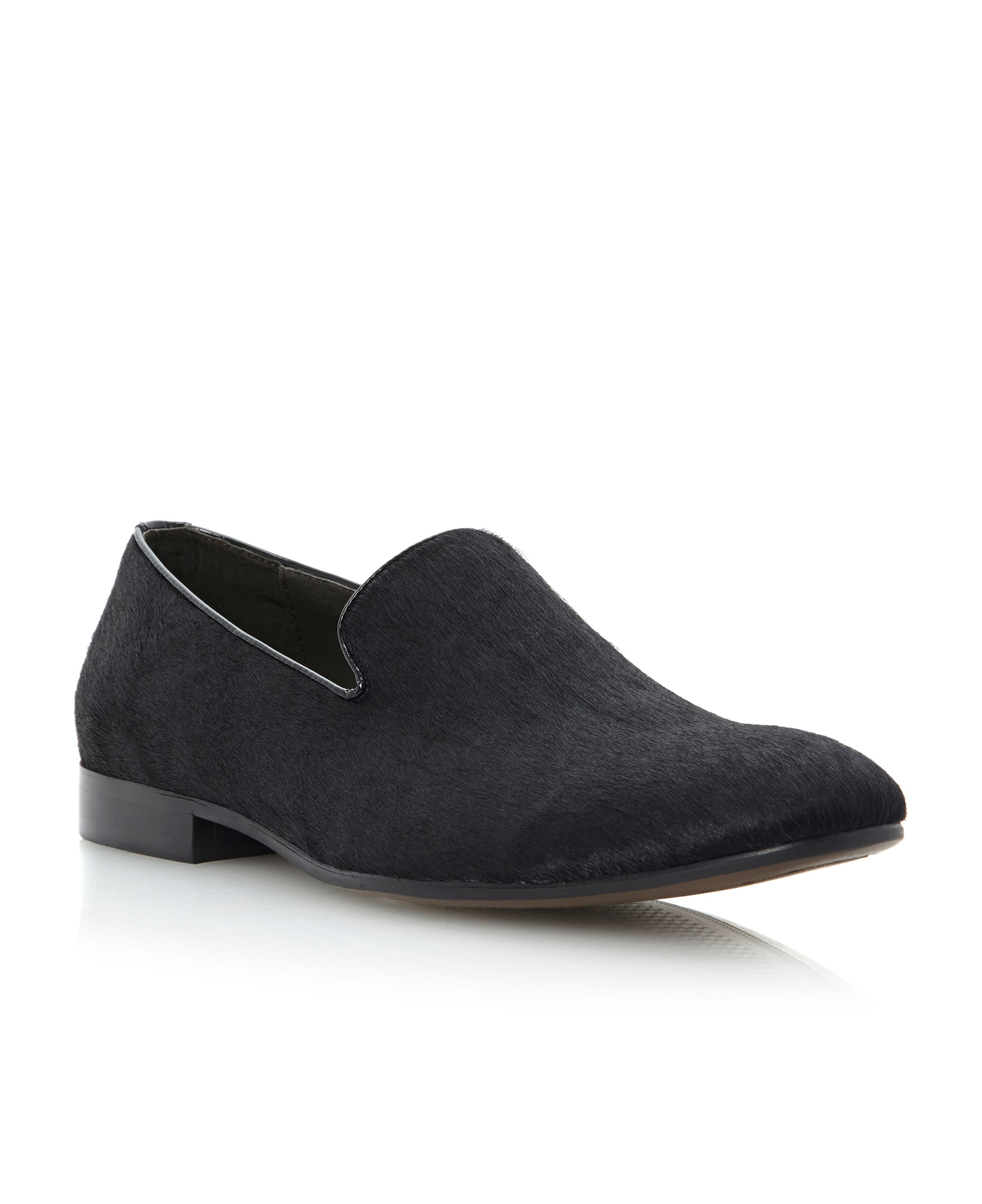Apony slipper-cut pony shoe