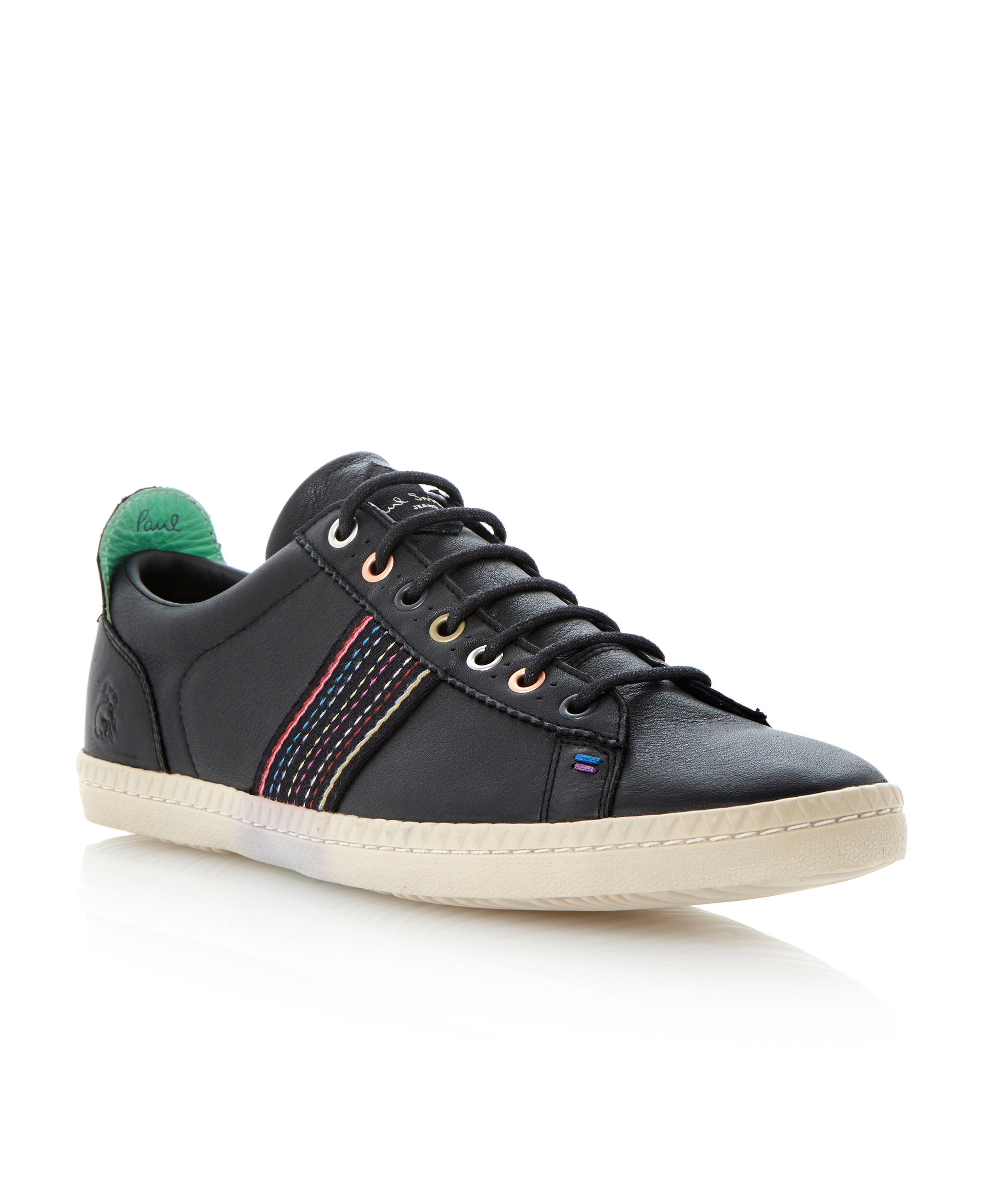 Osmo lace up trainers