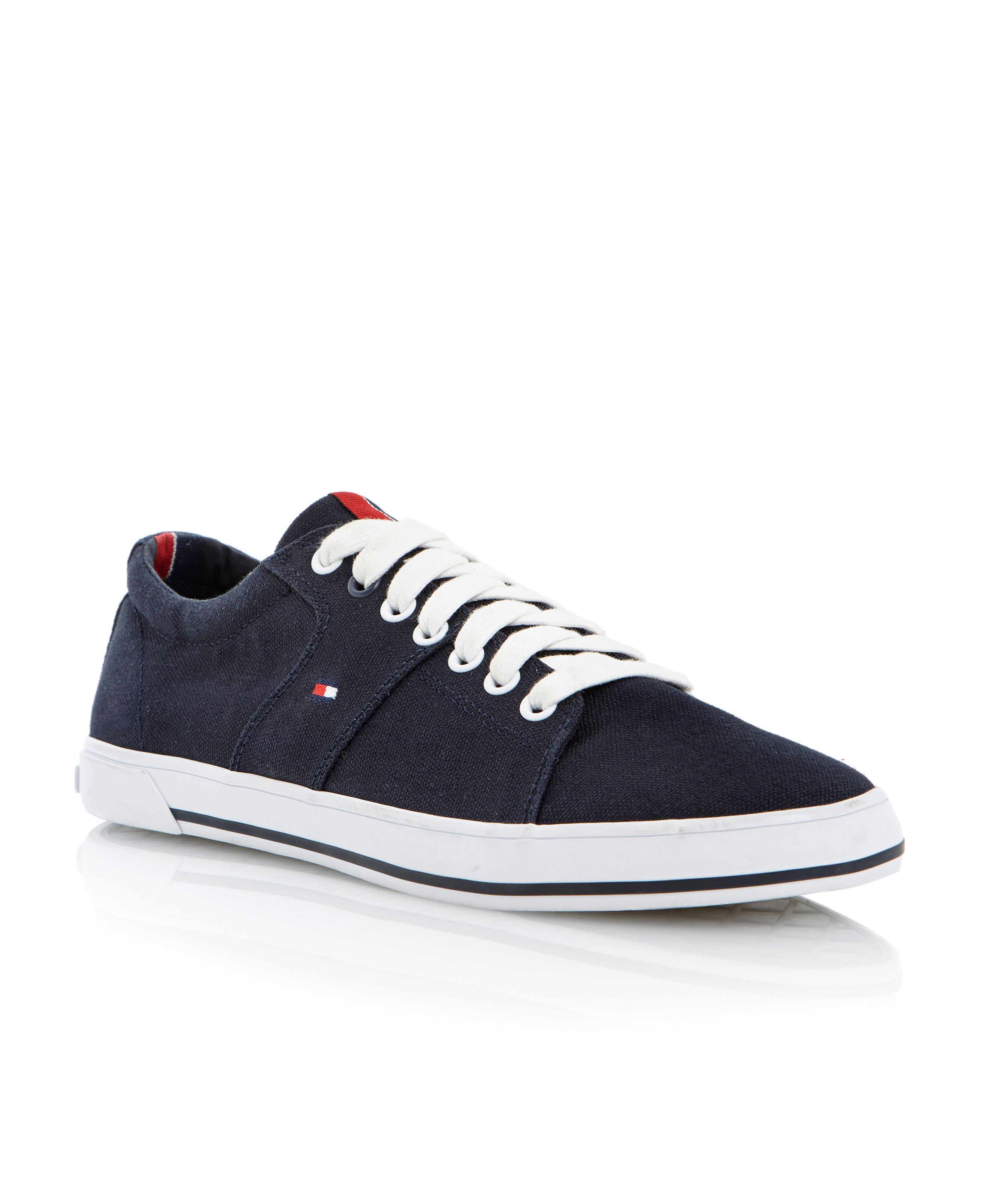 Harry 5d lace up trainers