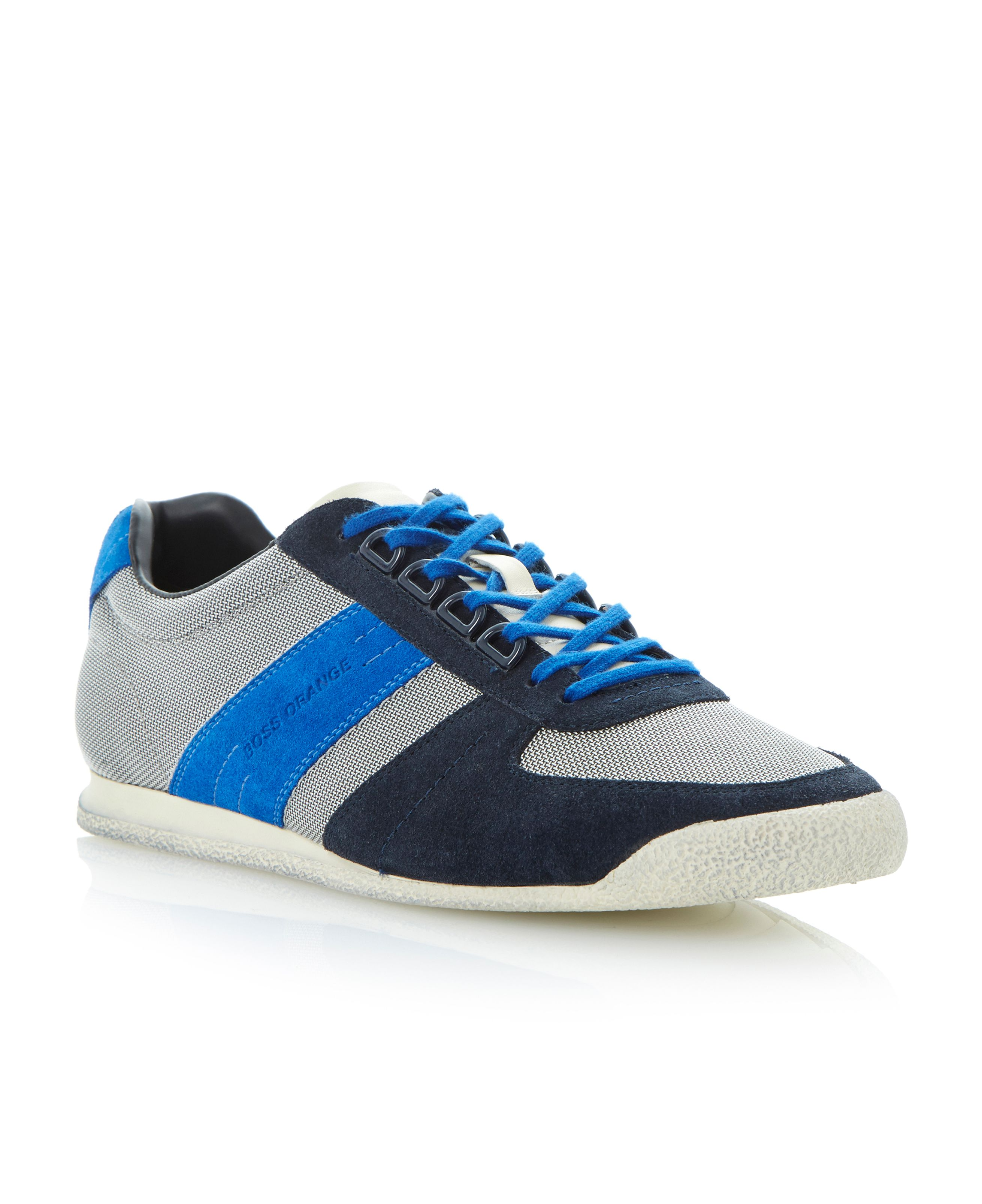 Calmeso lace up trainers