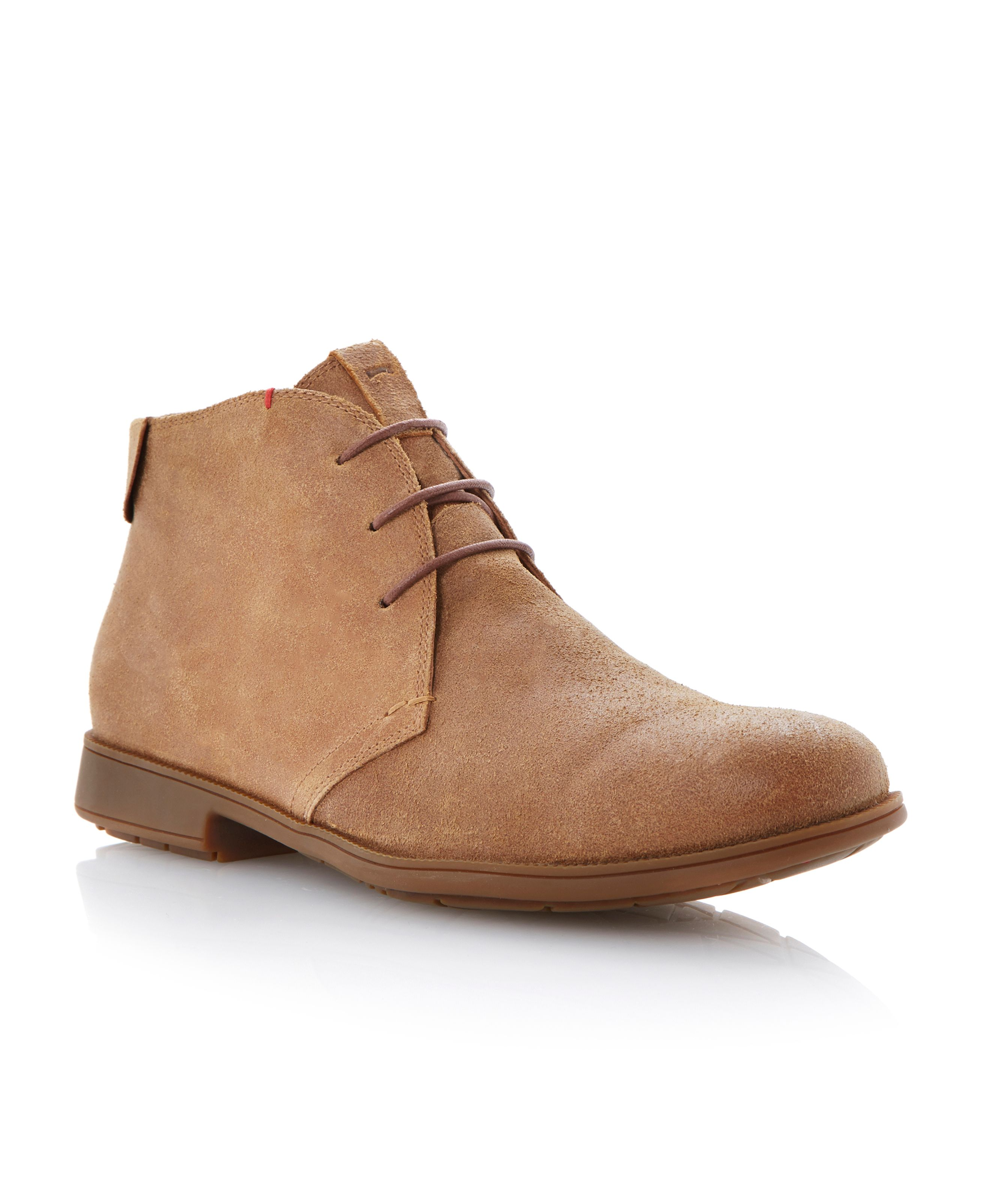 1913 chukka lace up boots