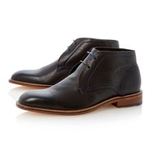 Torsdi Leather Chukka Boots
