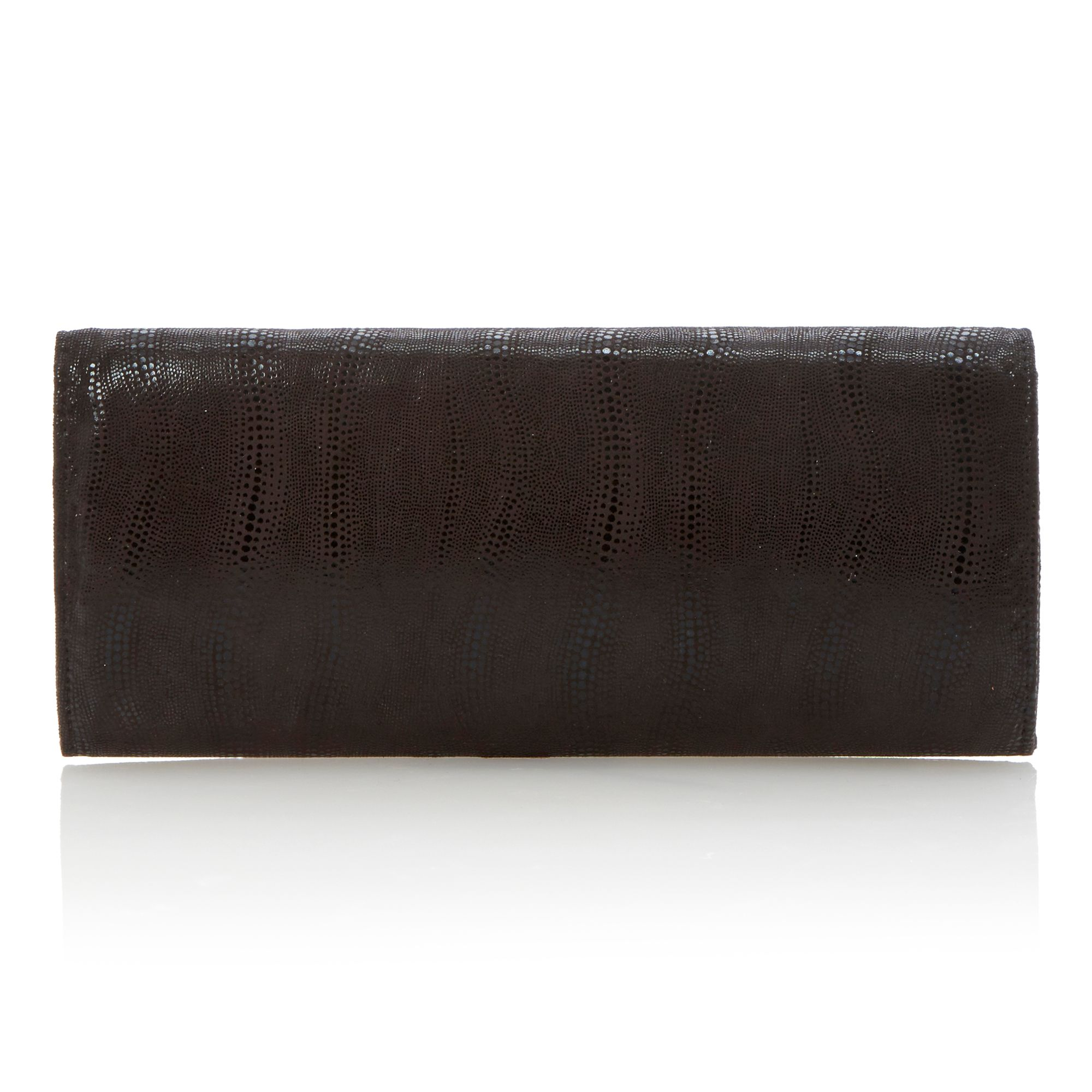 Balfour plain clutch bag