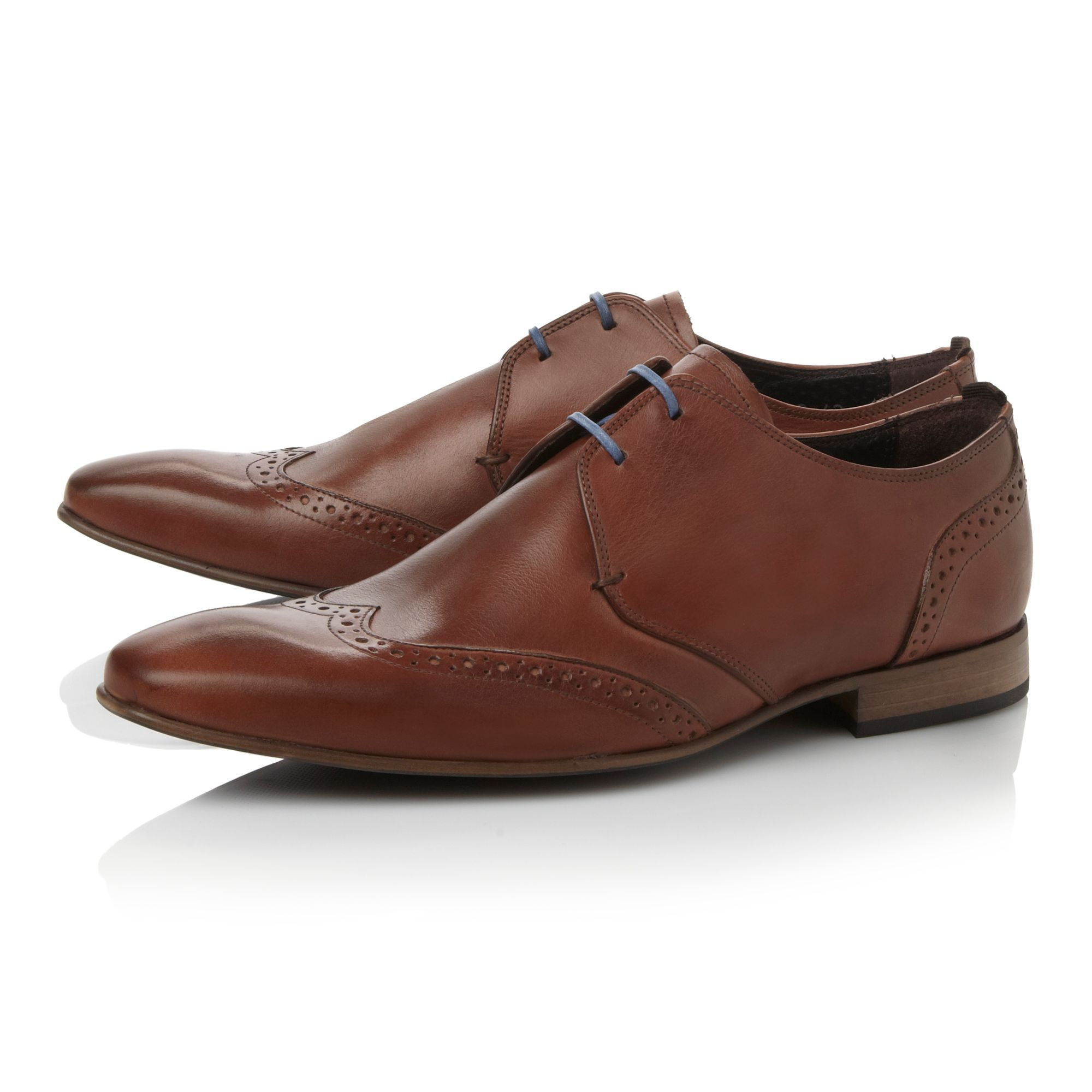 Ashdown wingtip shoe