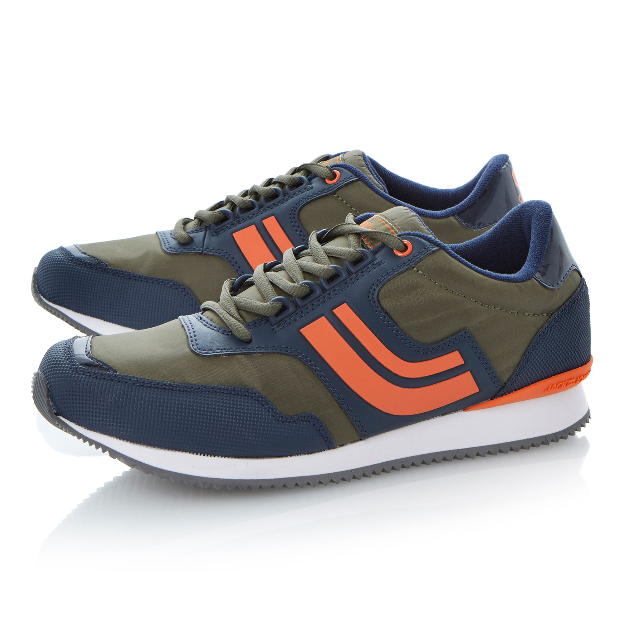 Jj harlem core lace up vintage runners