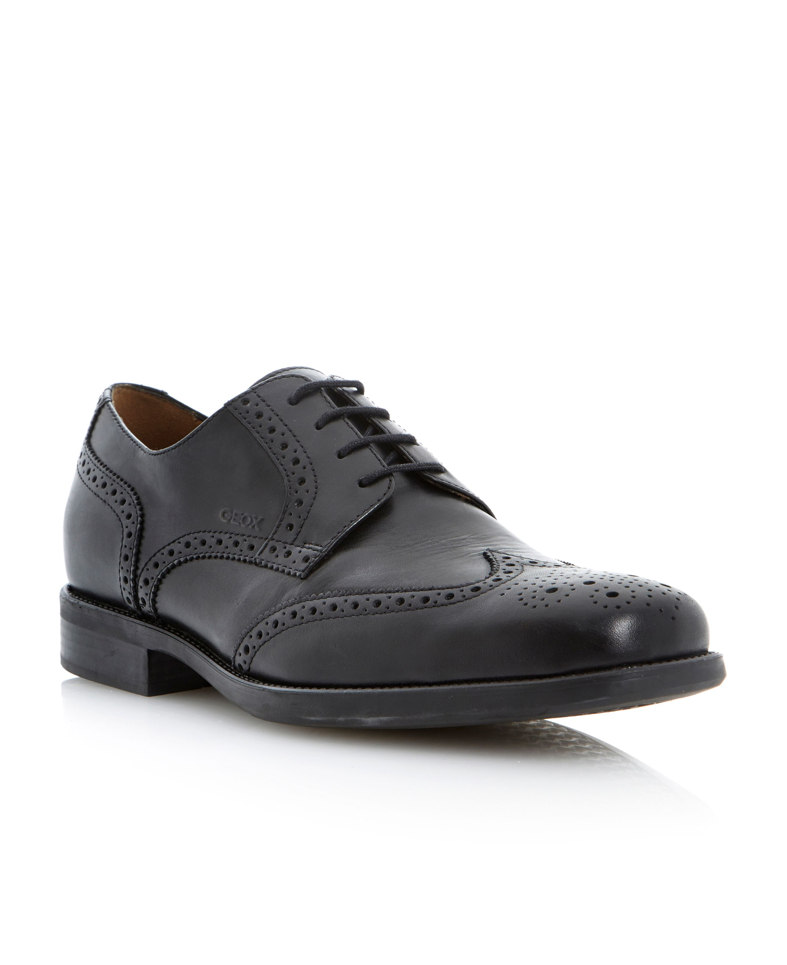 Federico u3257p lace up wingtip brogues