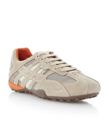 Snake u4207k lace up classic mesh trainers