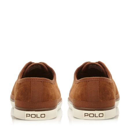 Polo Ralph Lauren Oran ii lace up low profile vulc pumps
