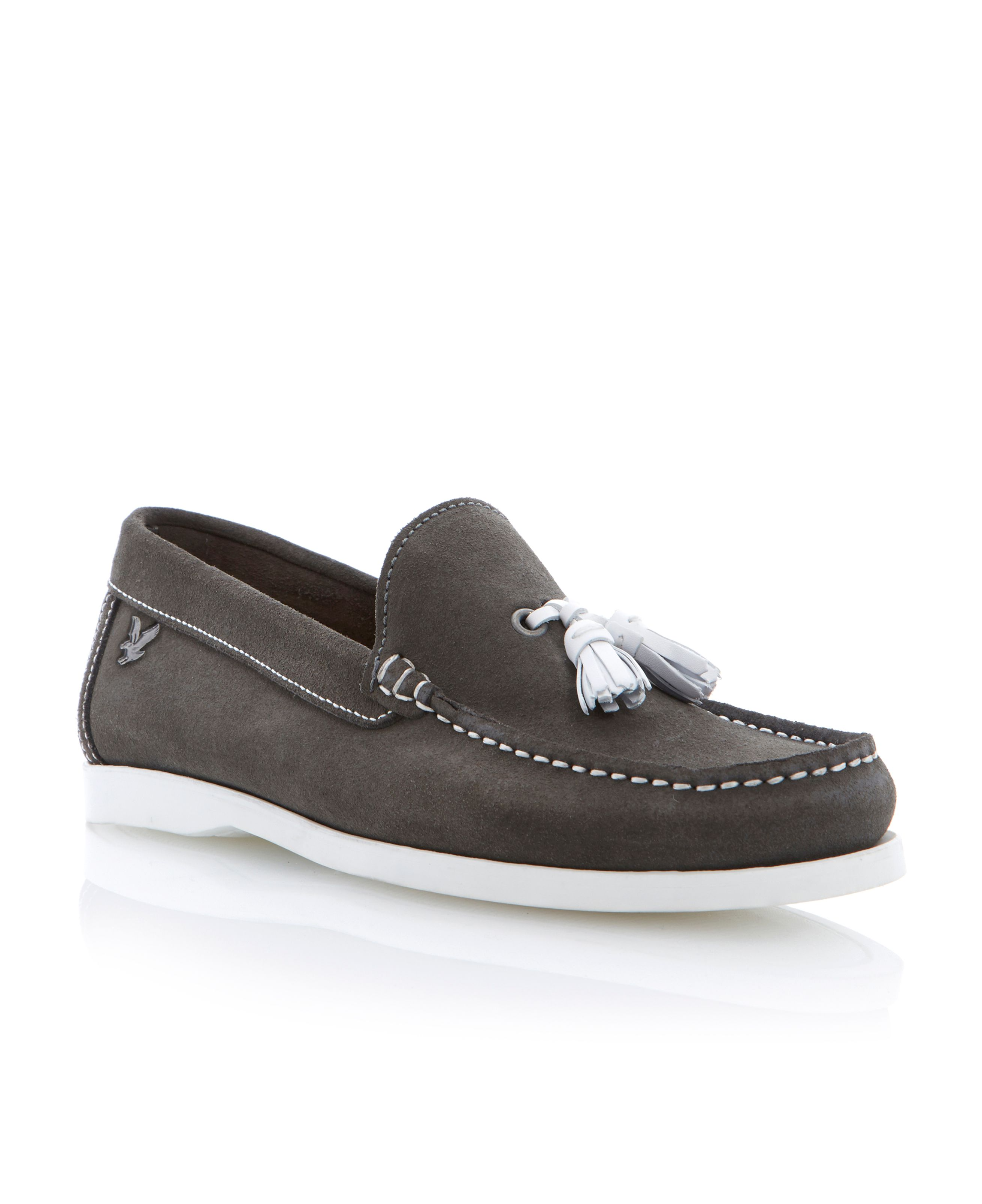 Tay moccasin shoes