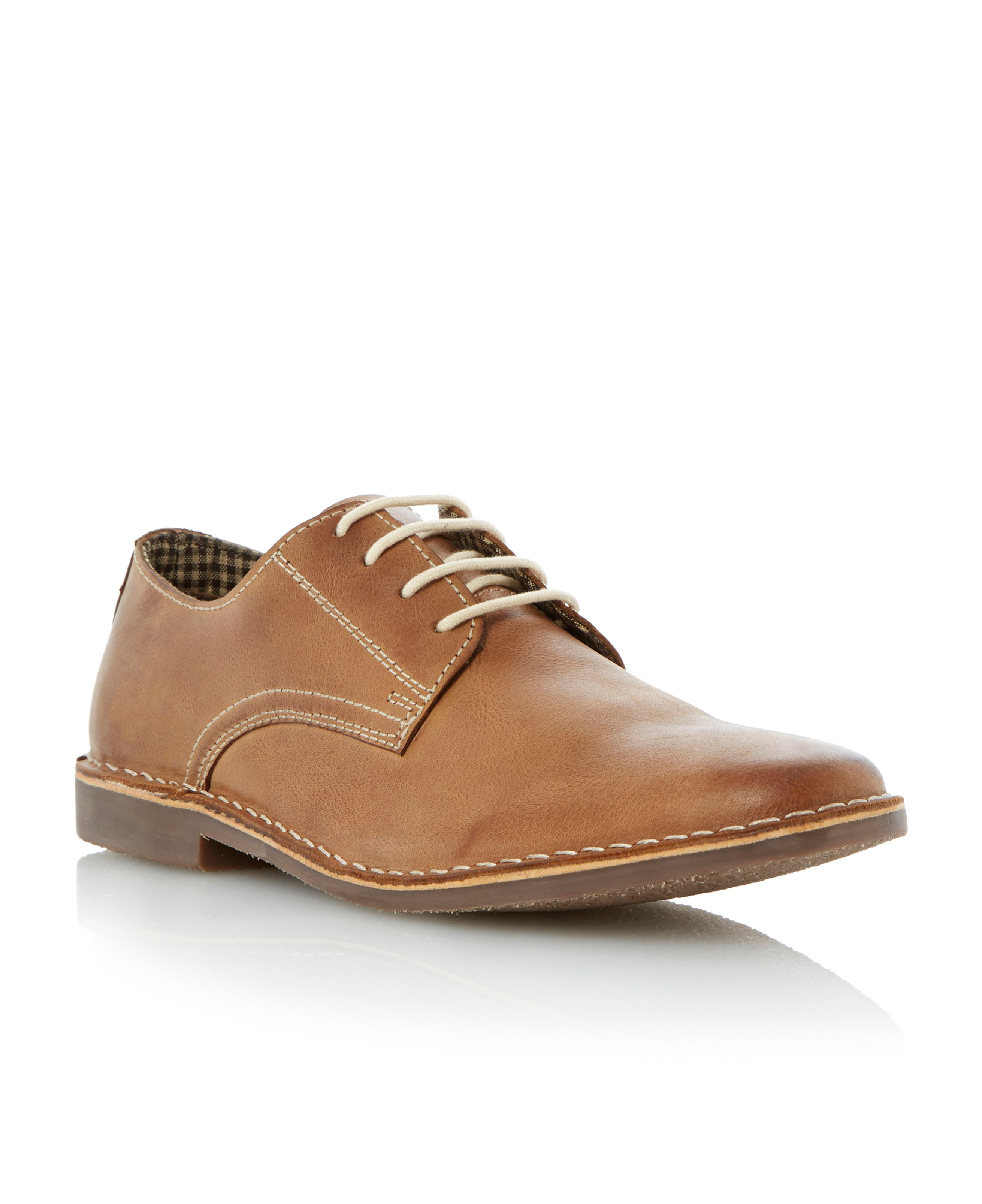 Broadhurst lace up desert shoes