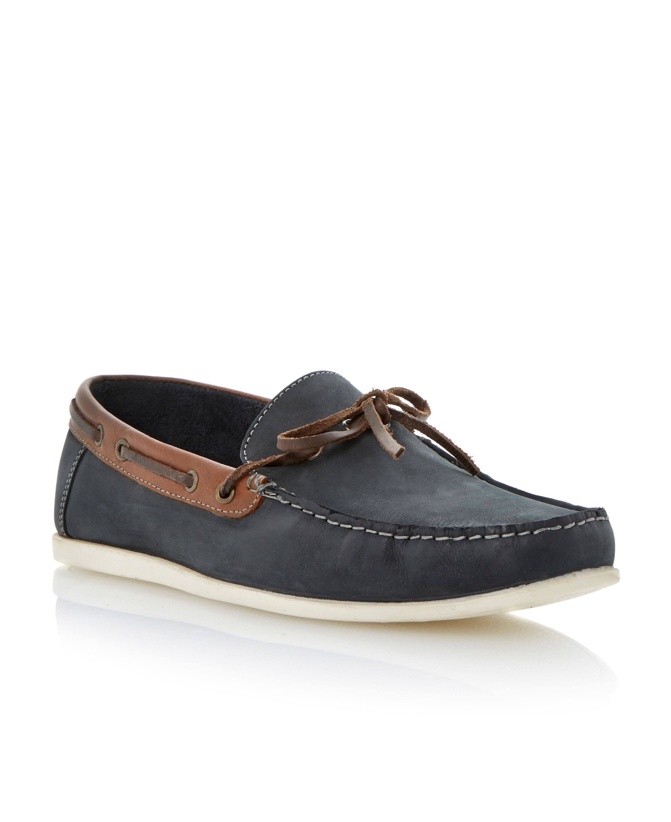 Boardwalk boat lace loafers