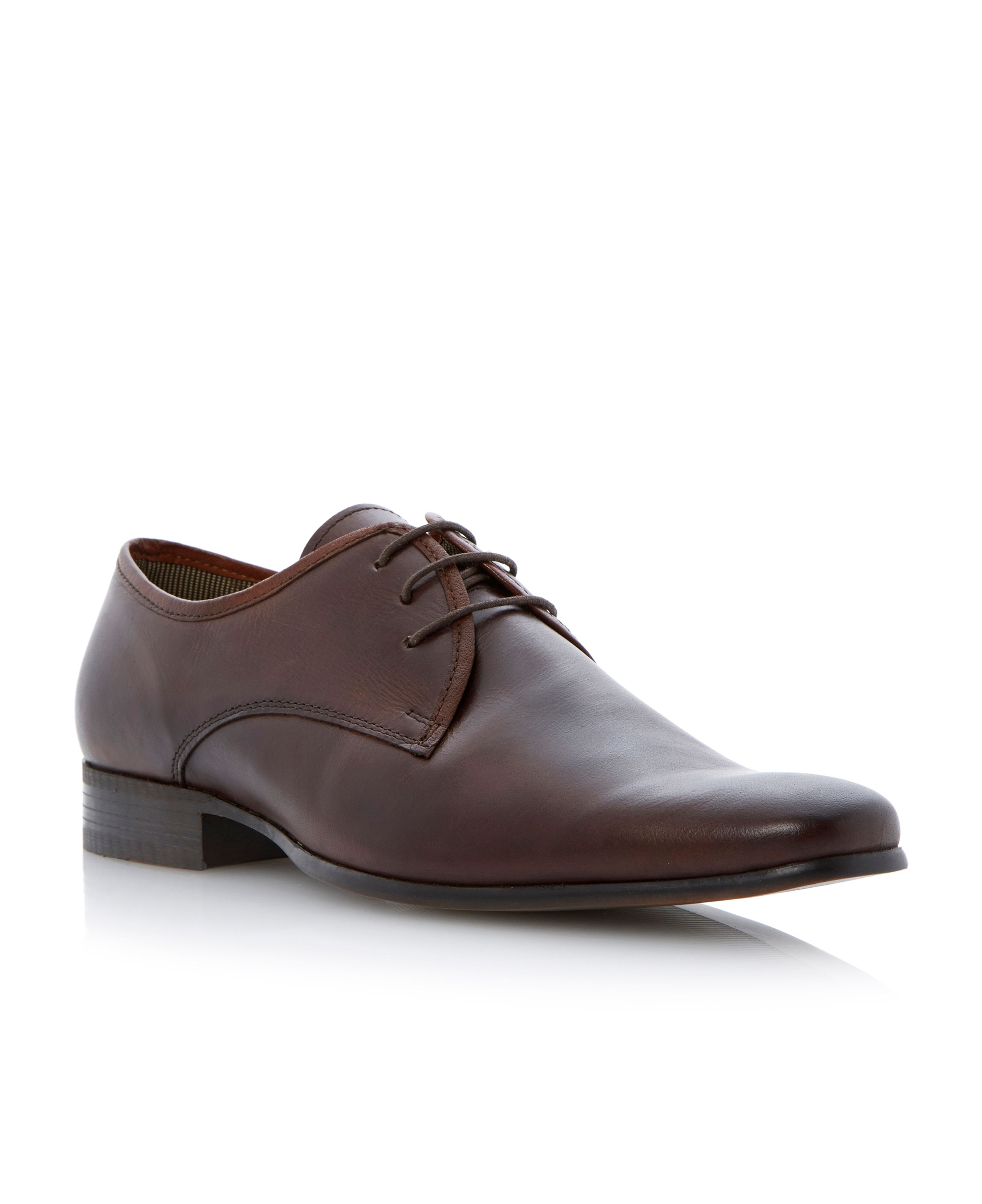 Acting lace up formal shoes