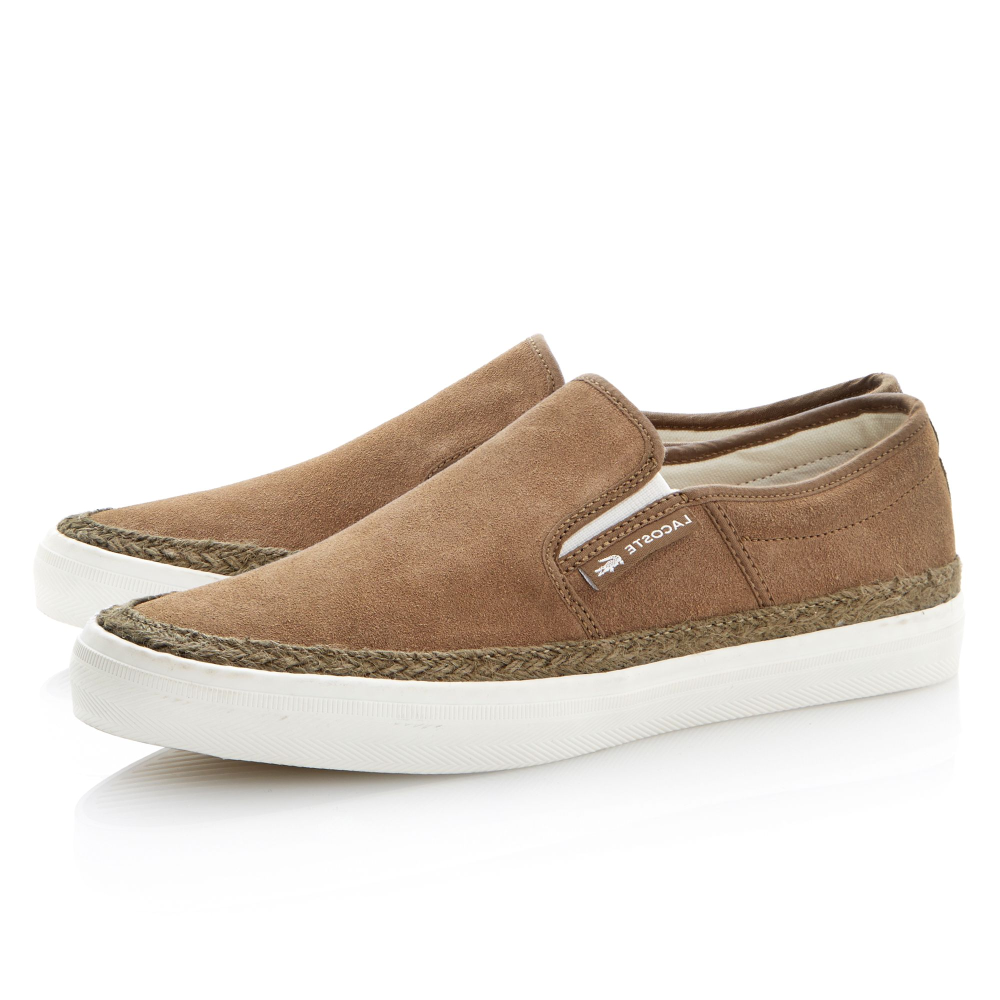 Gazon 2 apron slip on casual shoes