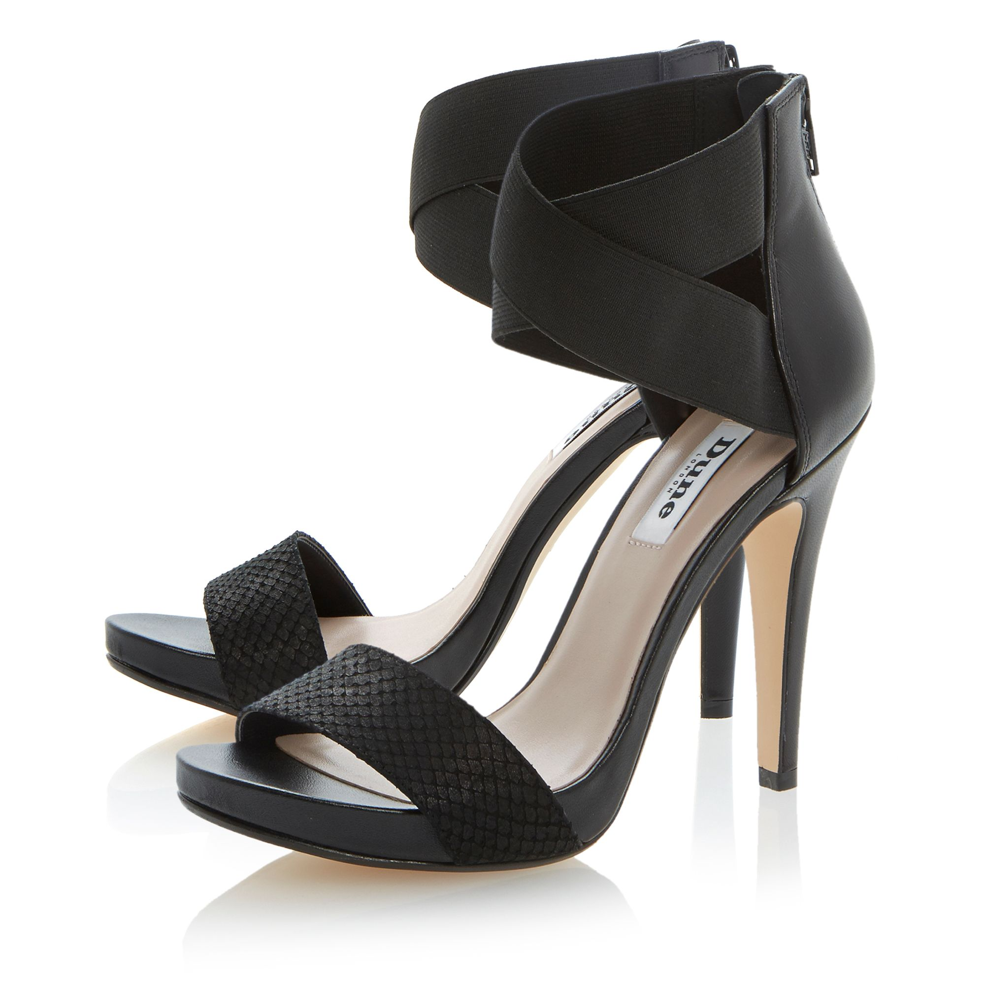 Harmony stiletto dressy sandals