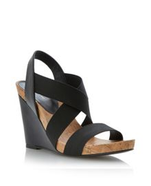 Gouda wedge heel sandals