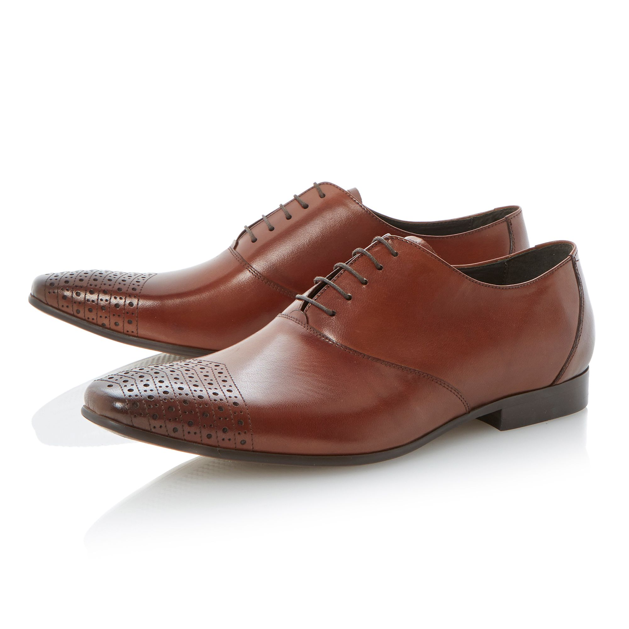 Accountant lace up formal shoes