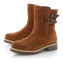 Rainstorm fur lined snow boots