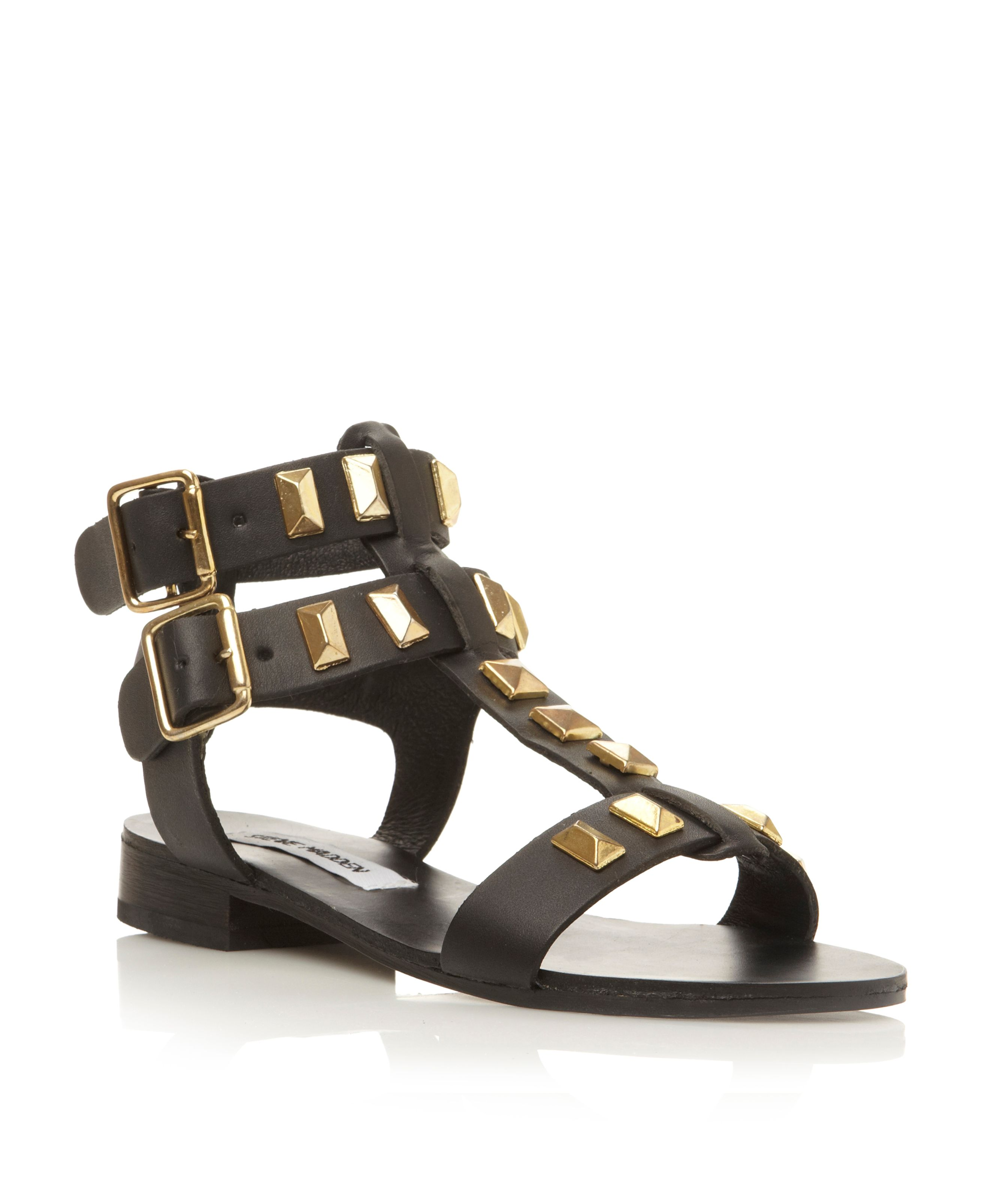 Perfeck leather sandals