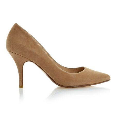 Dune Appoint pointed work court shoes