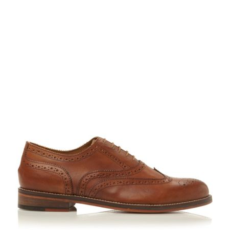 Bertie Braxton 1 lace up oxford heavy brogues