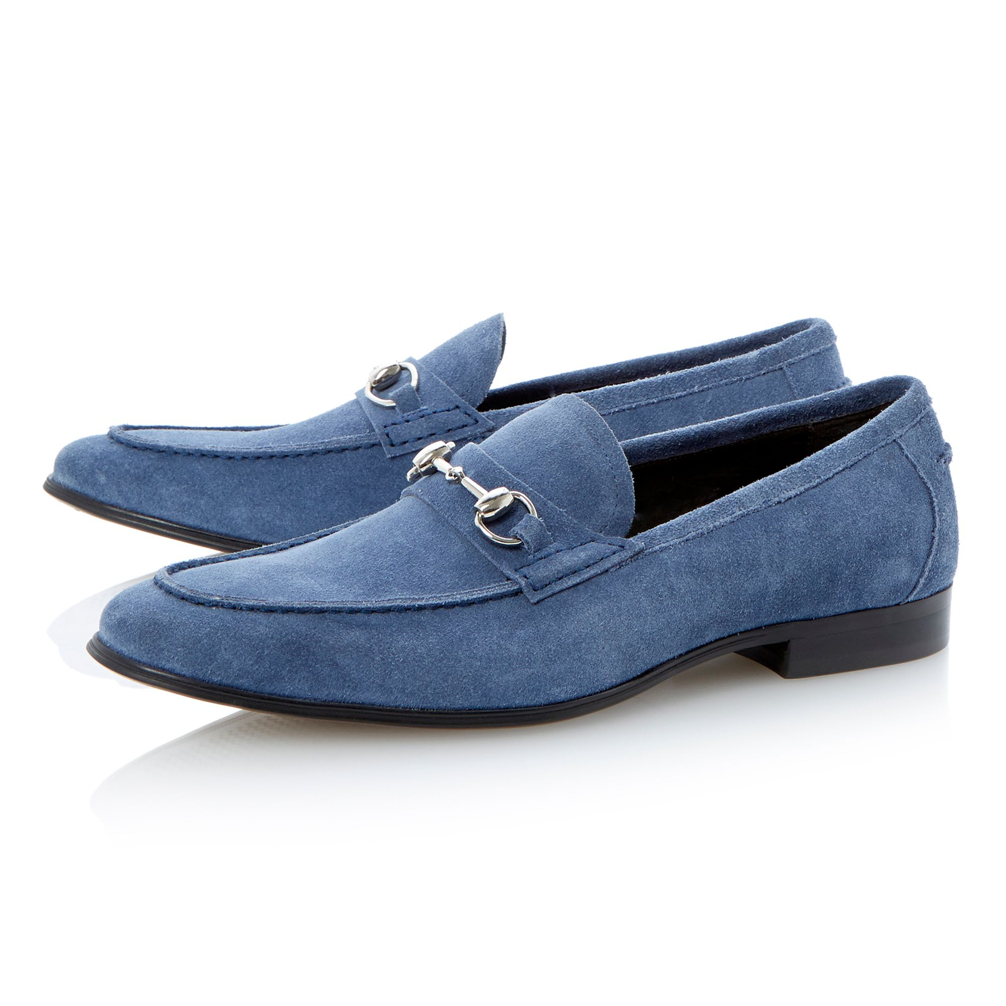 Adventure snaffle apron loafers