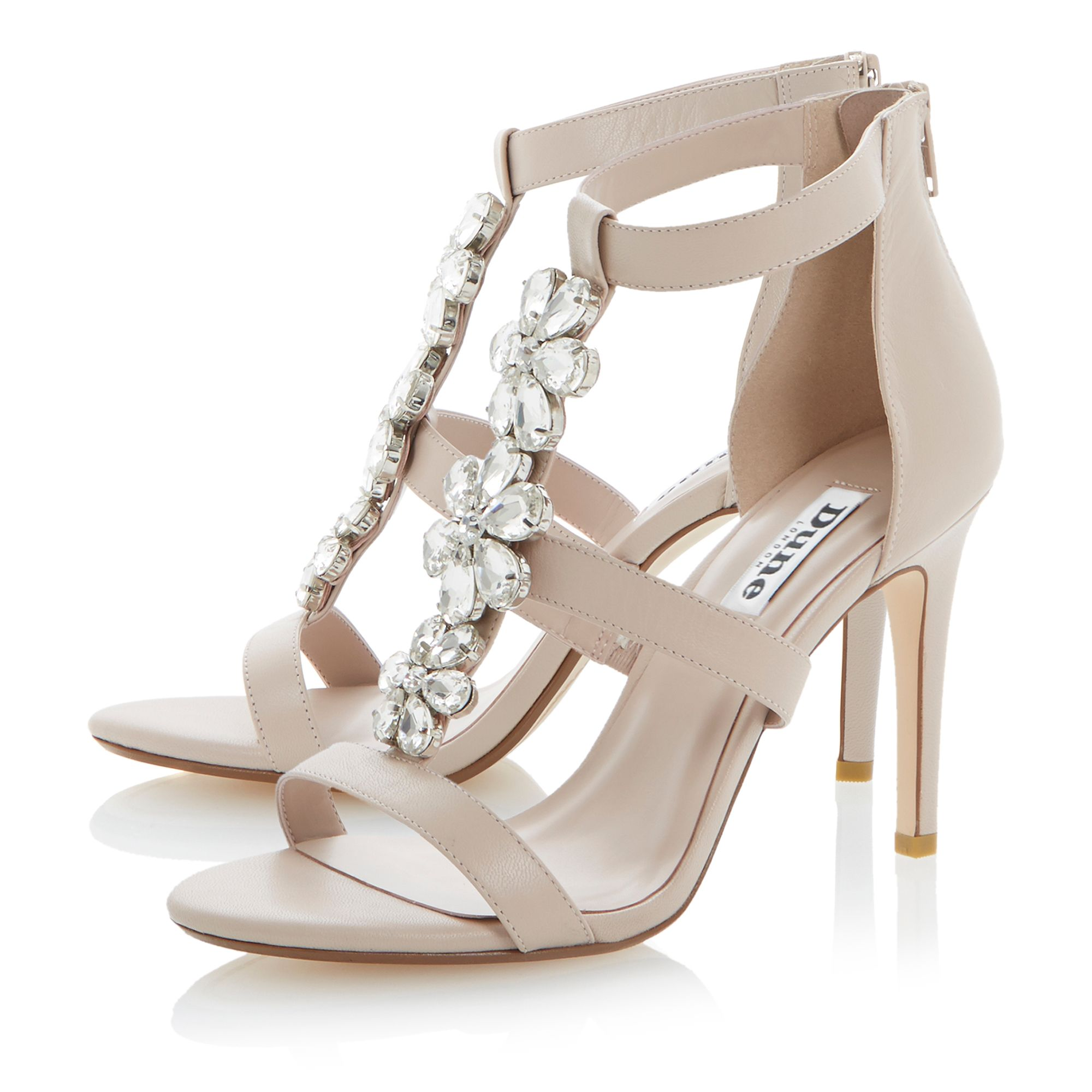 Hi daisy stiletto dressy sandals