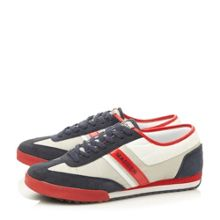 M-sprint wingtip lace sneakers