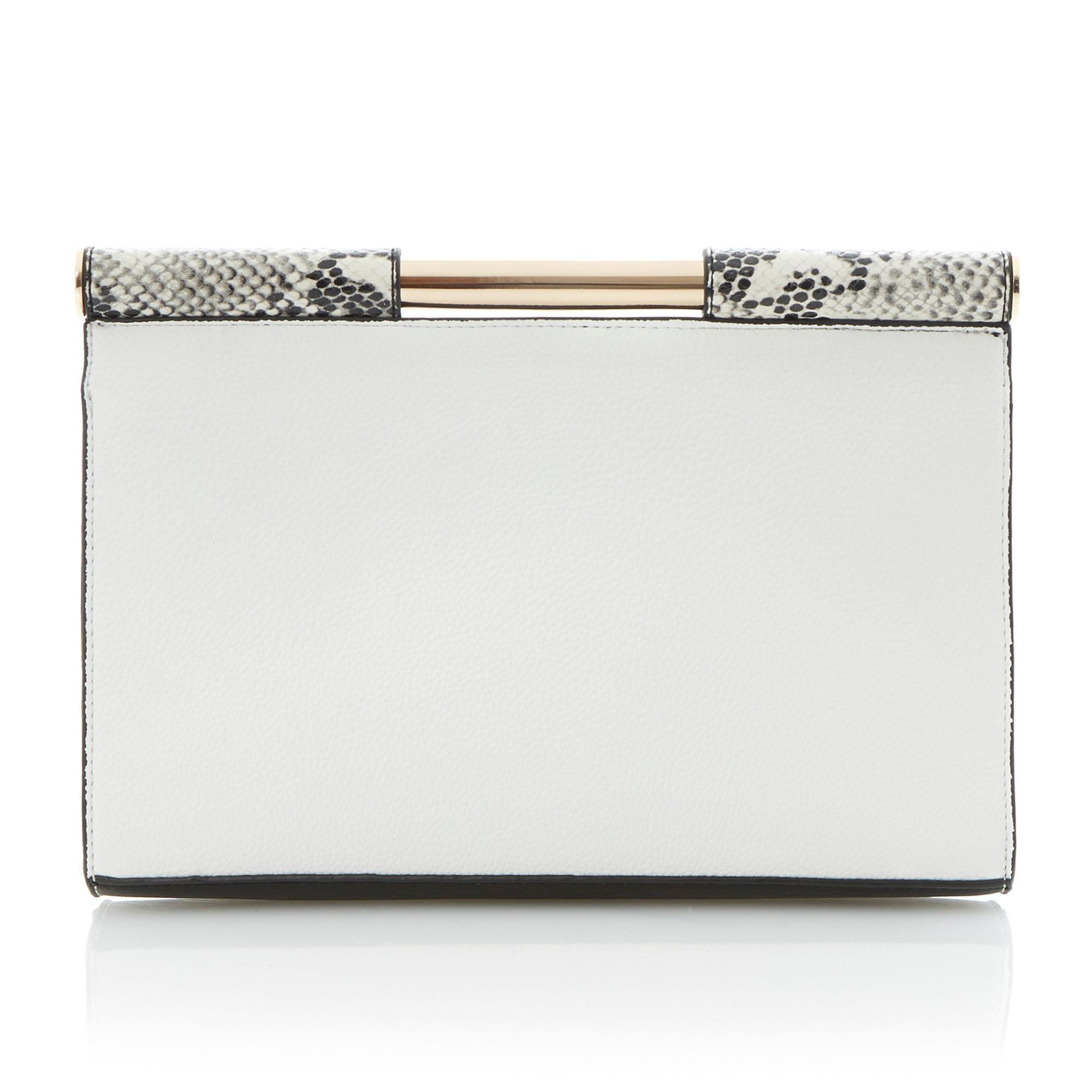 Barrio bartop envelope clutch bag