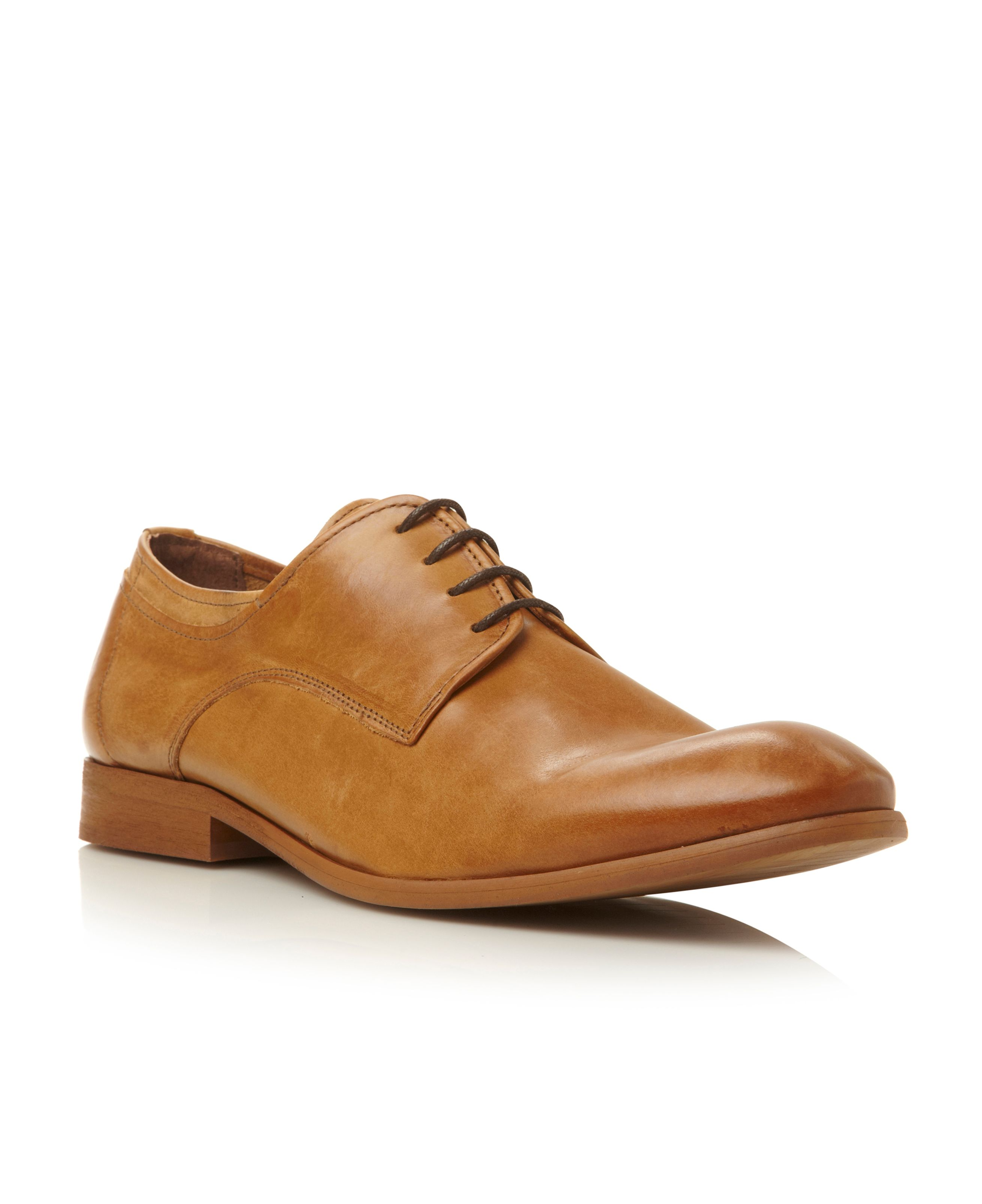Camberwell plain gibson lace up