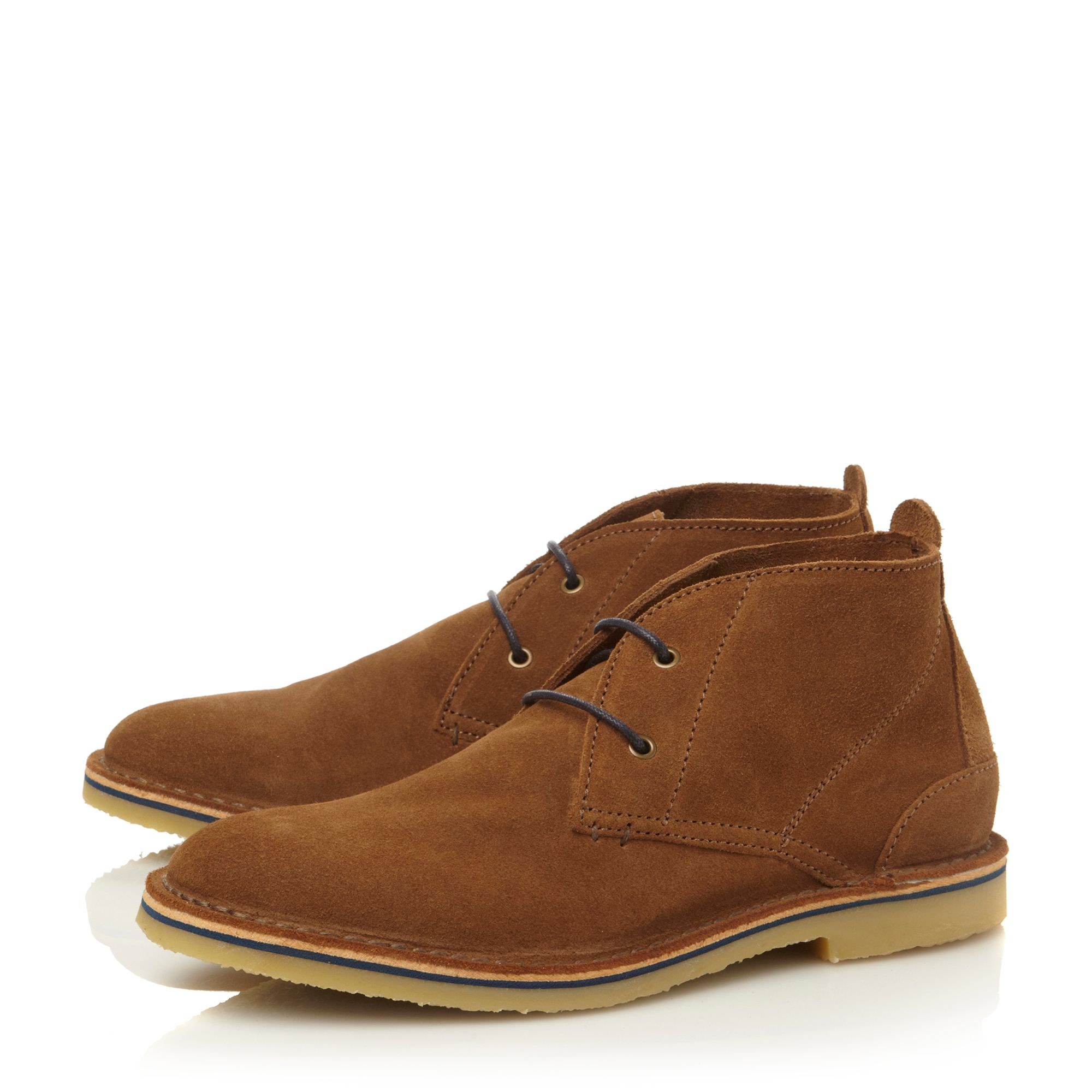 Cody colour pop lace up desert boots