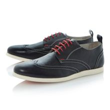 Babylon colour lace up brogues