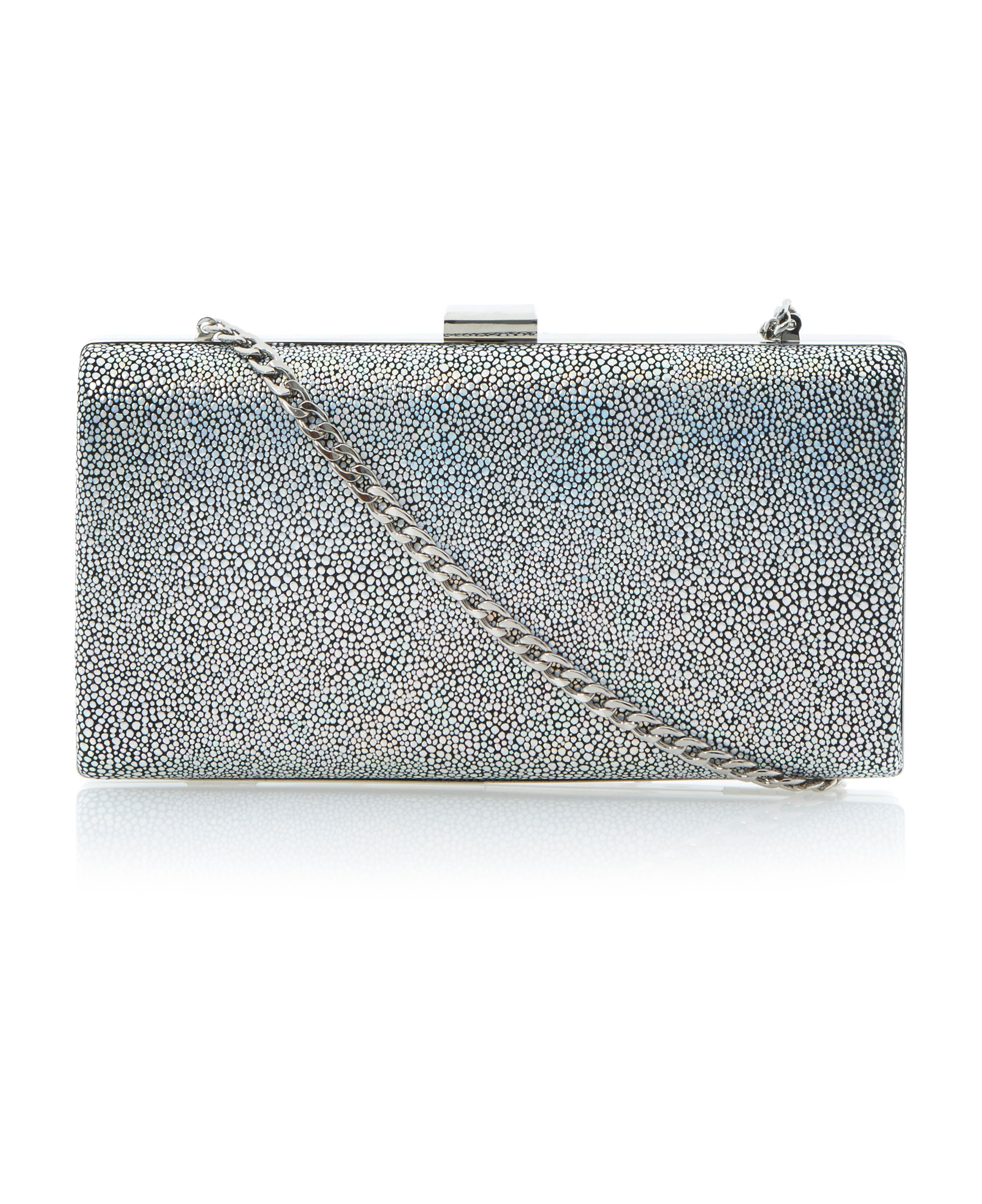 Bingray clutch bag