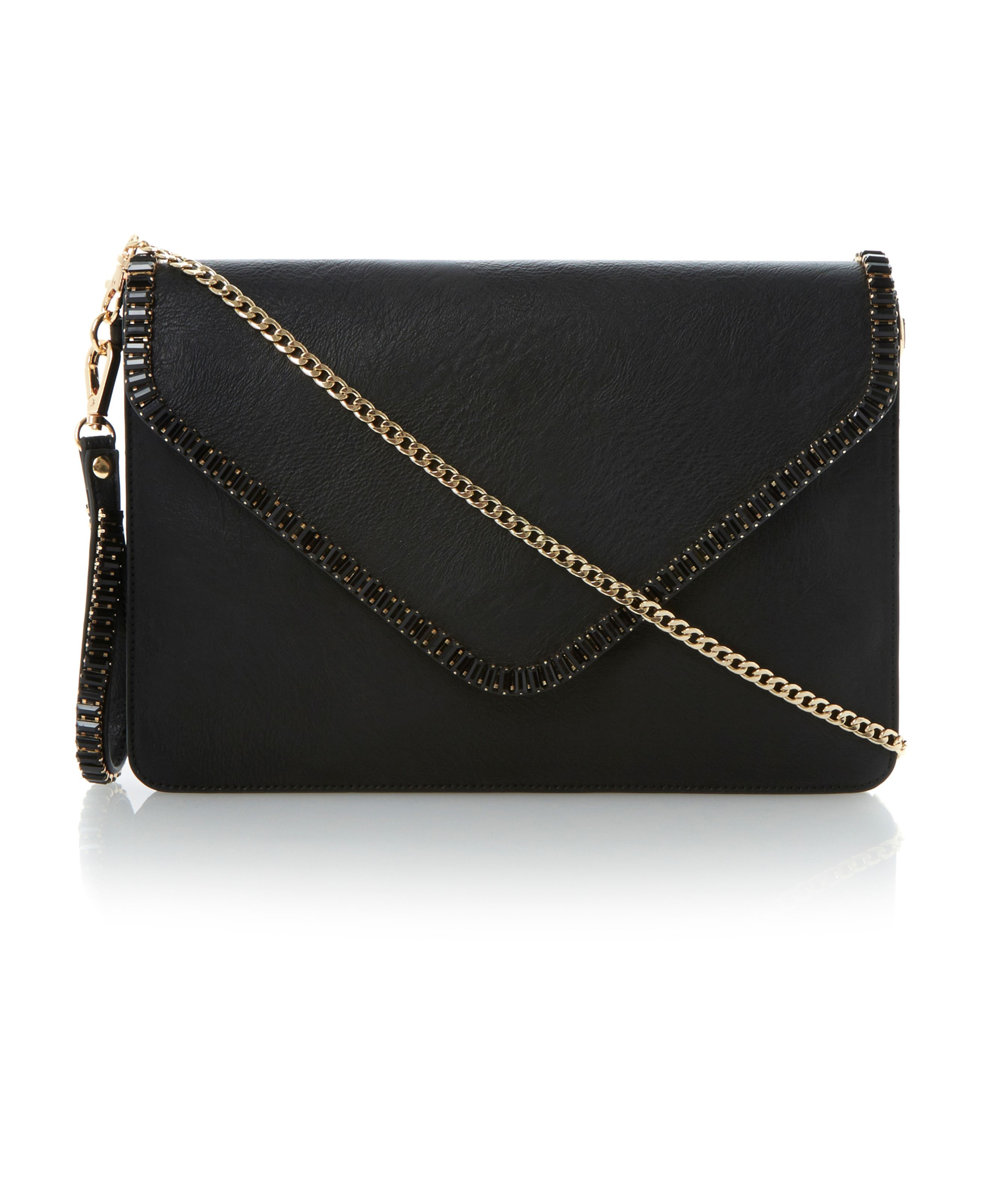 Egemmy clutch bag