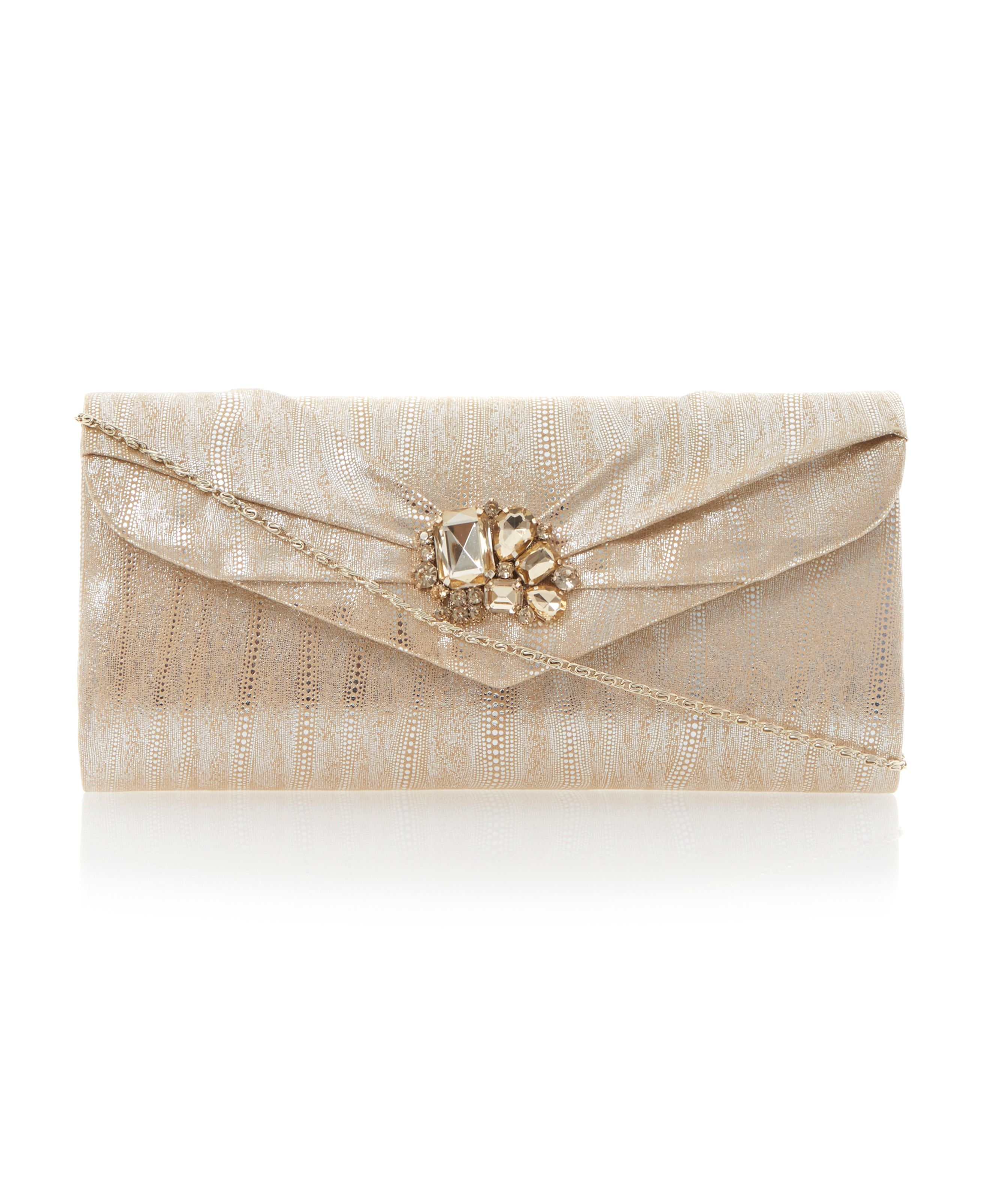 Bamera clutch bag